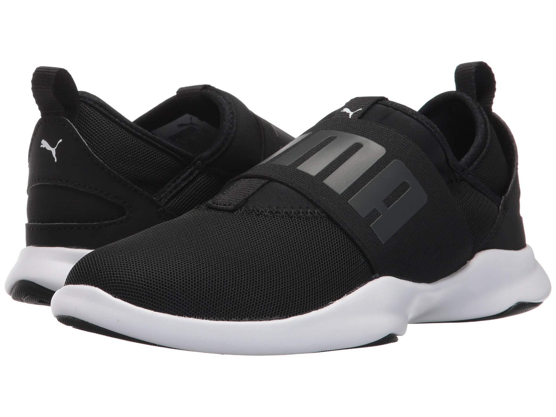 986cc8080a2d7e Lyst - PUMA Dare Sneaker in Black - Save 27%