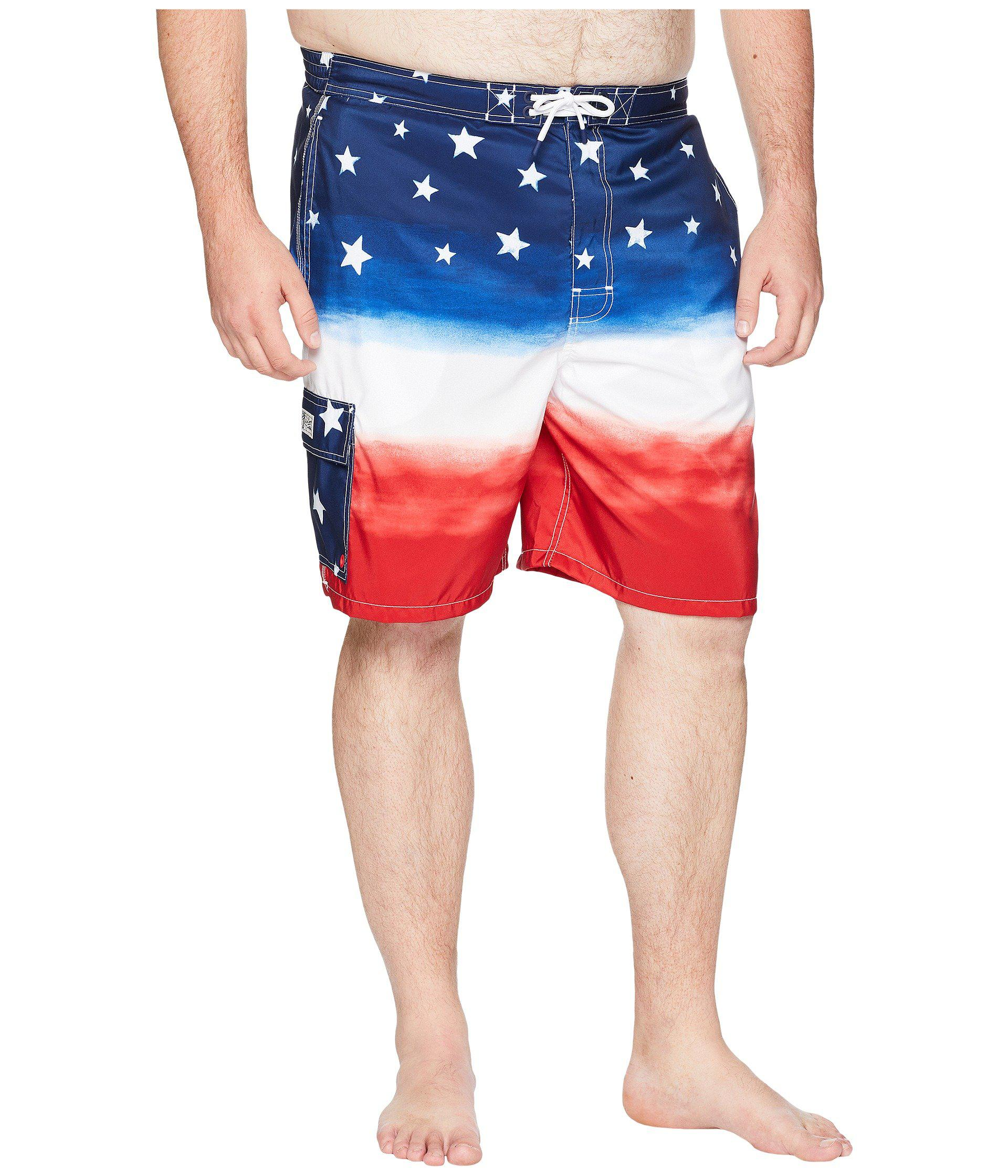 8610e61b95 Lyst - Polo Ralph Lauren Big & Tall Polyester Kaiula Swim Trunk in ...