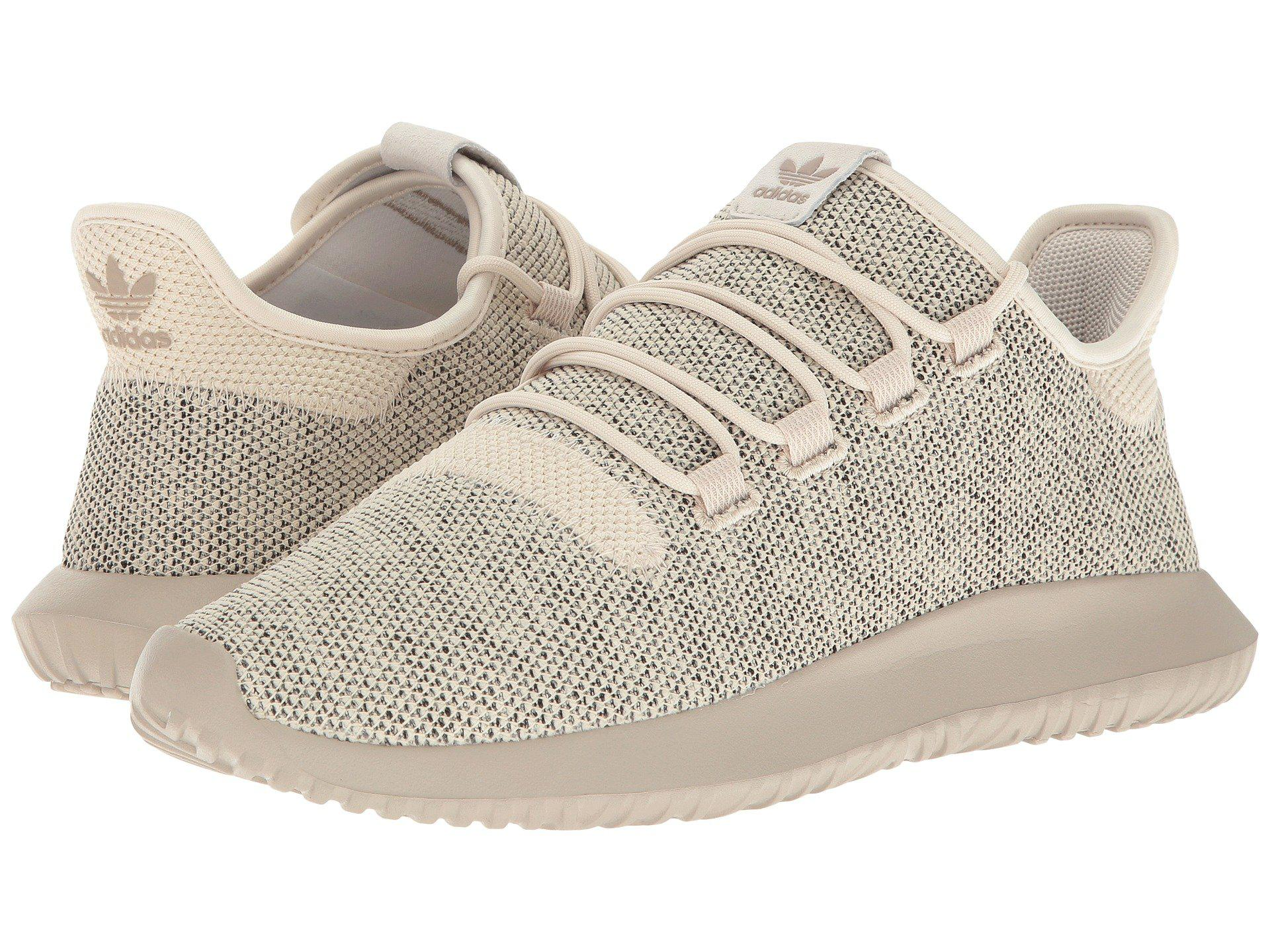 4720f46e7e07f1 Lyst - adidas Originals Tubular Shadow Knit in Brown for Men - Save 4%