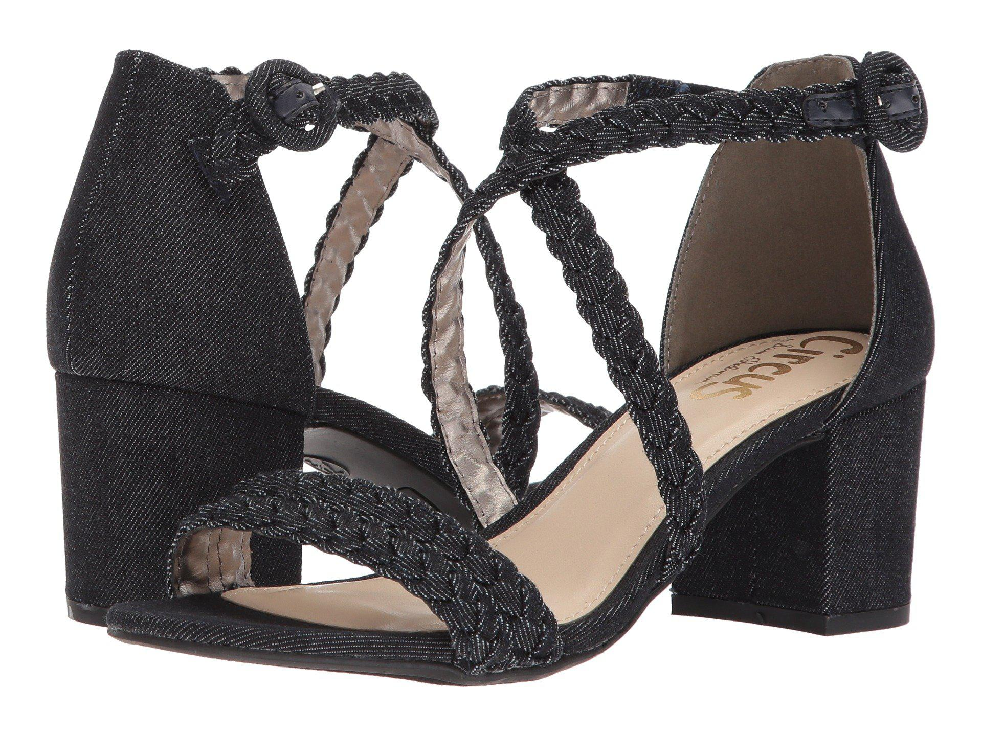 7763741de1a42 Lyst - Circus By Sam Edelman Sallie in Blue