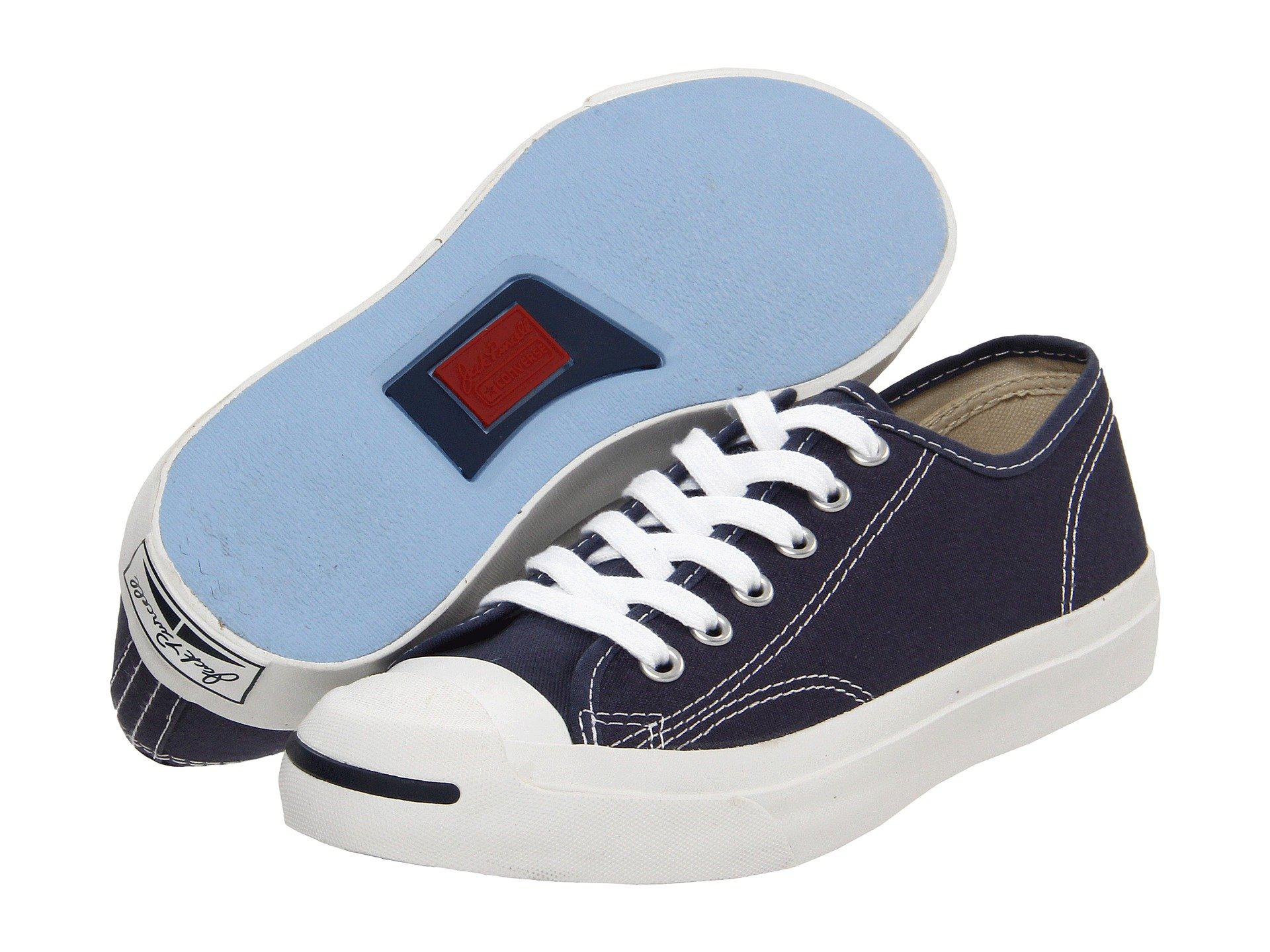 Lyst - Converse Jack Purcell® Cp Canvas Low Top in Blue 87c7b4400