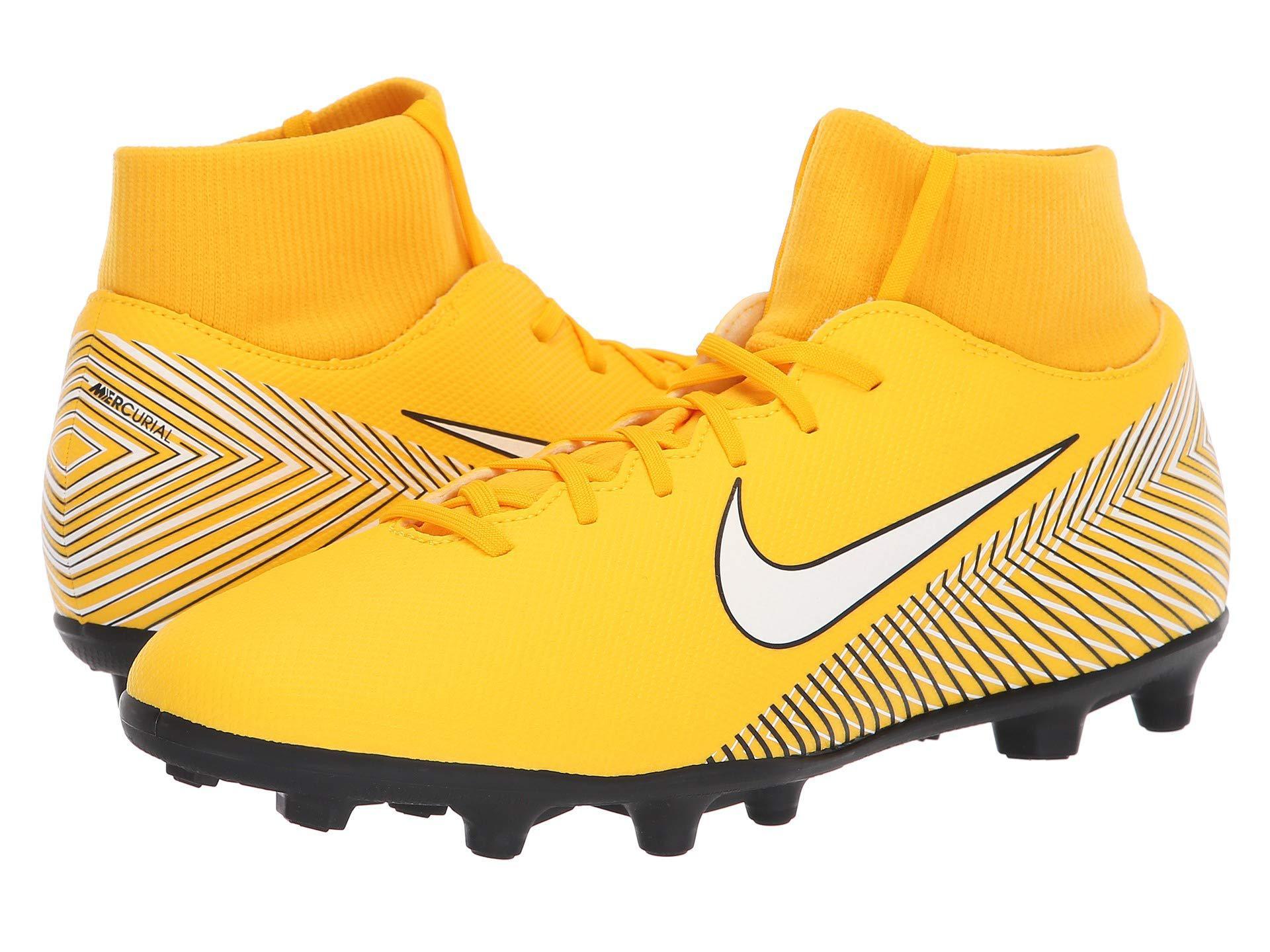 ff199f975e4 Nike - Yellow Superfly 6 Club Njr Mg for Men - Lyst. View fullscreen