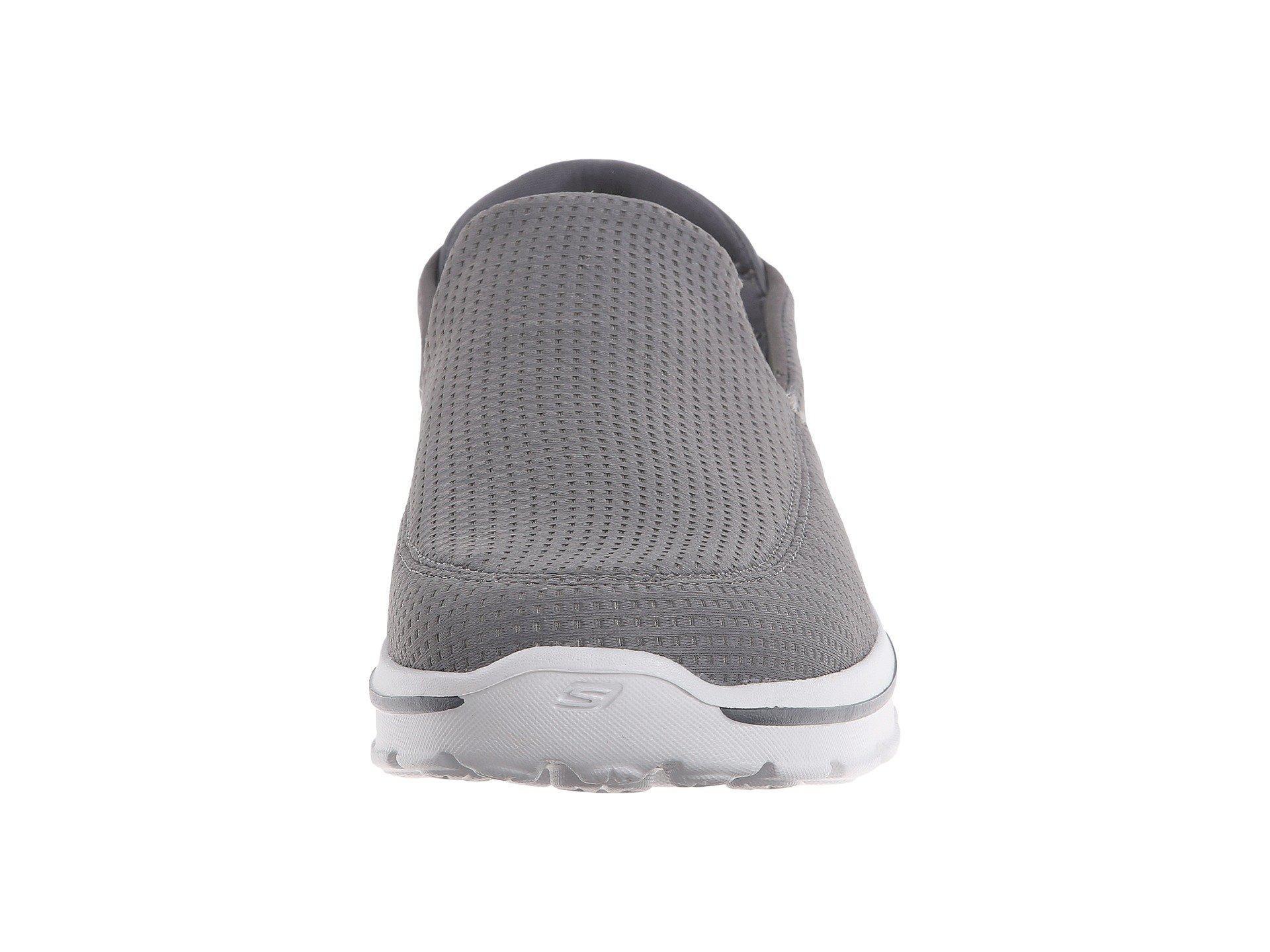 f170375b4c Lyst - Skechers Go Walk 3 Unfold in Gray for Men