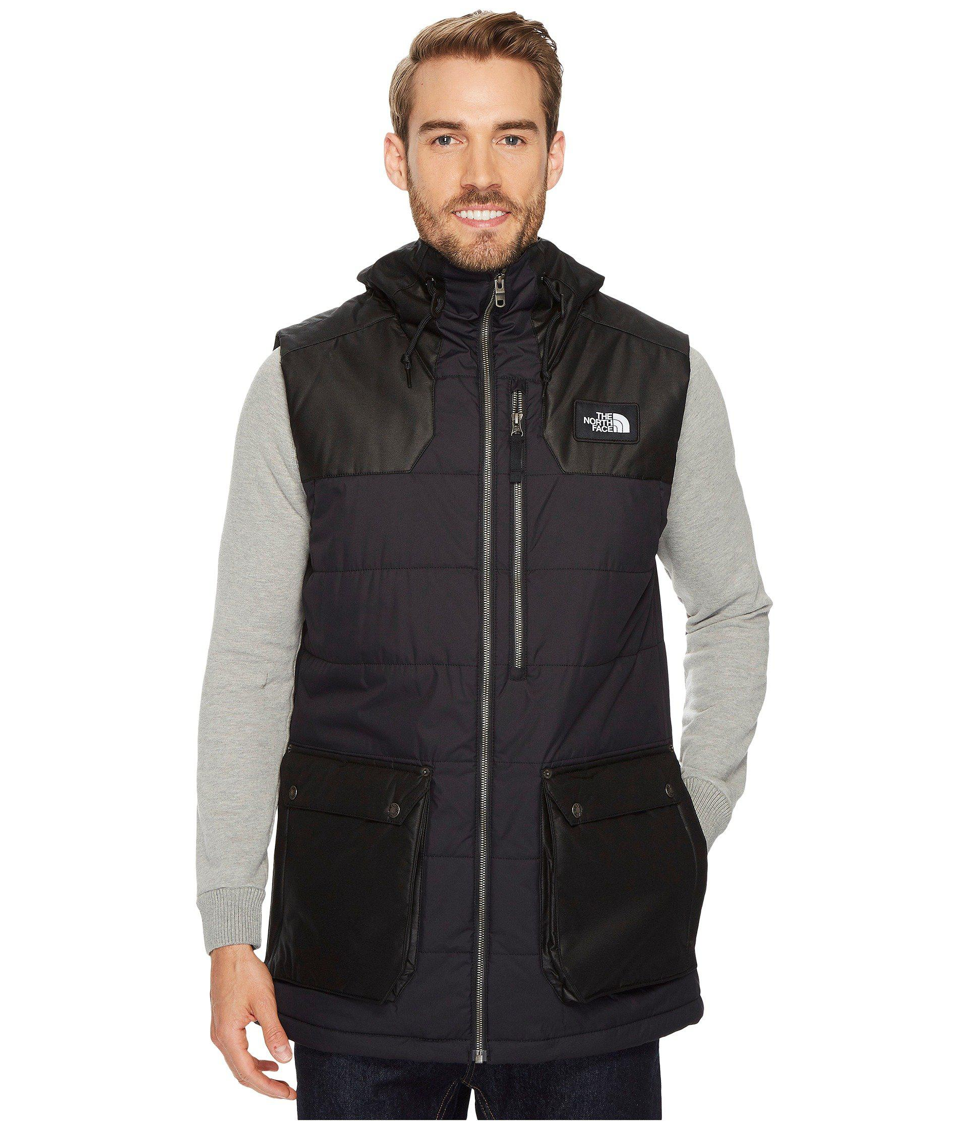 4415e66446 Lyst - The North Face Camshaft Vest in Black for Men - Save 29%