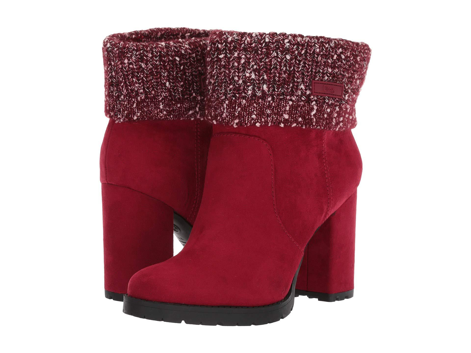 3d061d9ececa Lyst - Circus by Sam Edelman Carter in Red - Save 27%