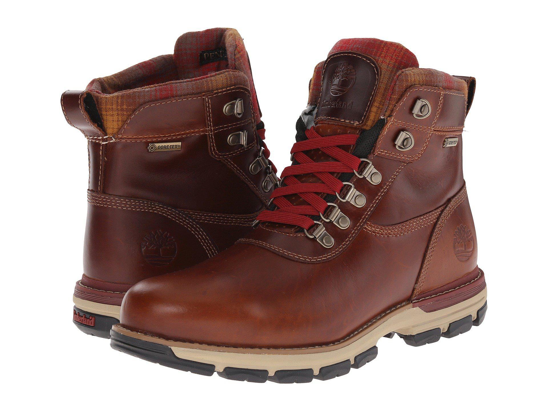 afd042b03074 Lyst - Timberland Heston Mid W  Gore-tex® Membrane in Brown for Men