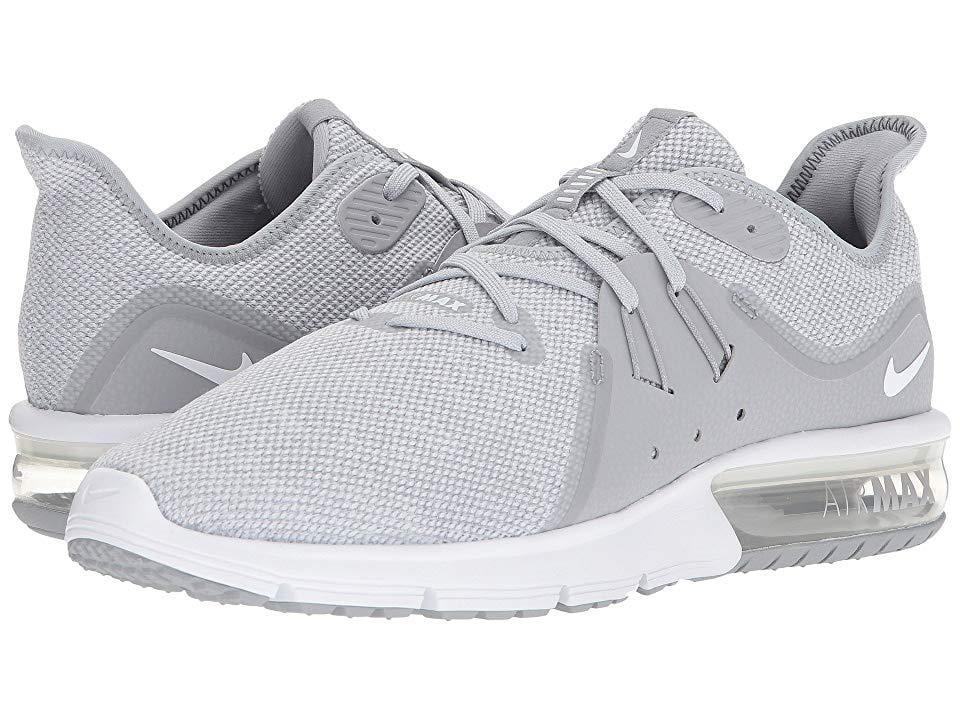 e7c1816269 Nike Air Max Sequent 3 (wolf Grey/white/anthracite/metallic Platinum ...