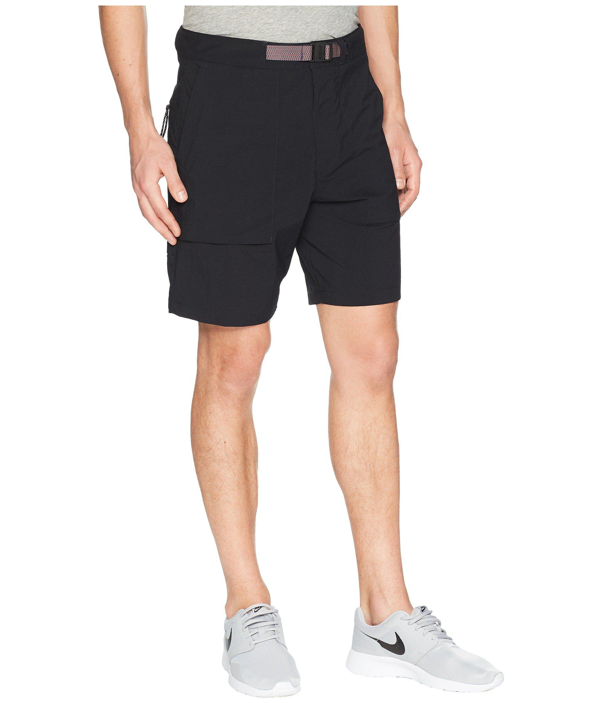 8b74ca6dac61 Lyst - Nike Sb Flex Everett Shorts in Black for Men - Save 34%
