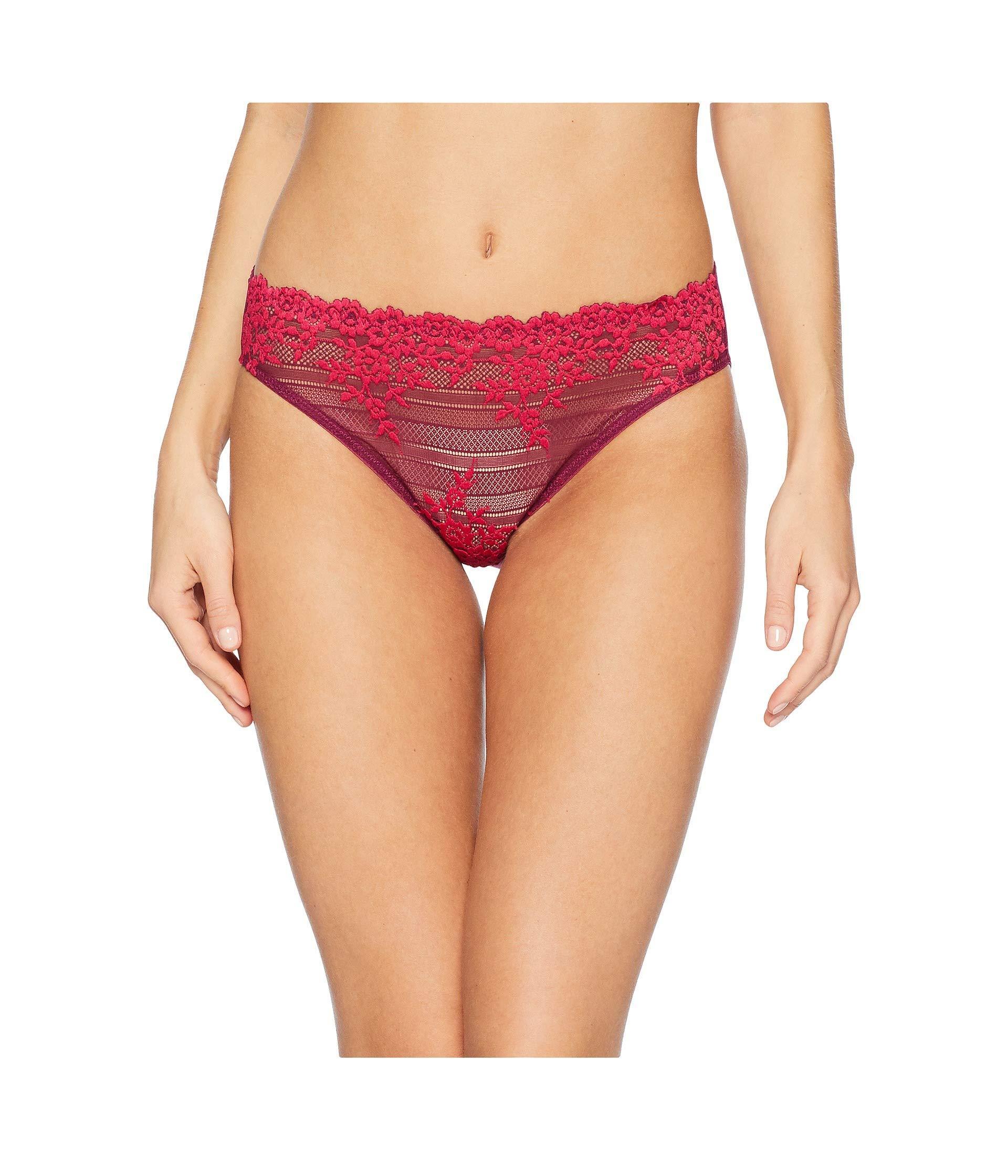 3f789913765dd Wacoal. Women s Embrace Lace Bikini