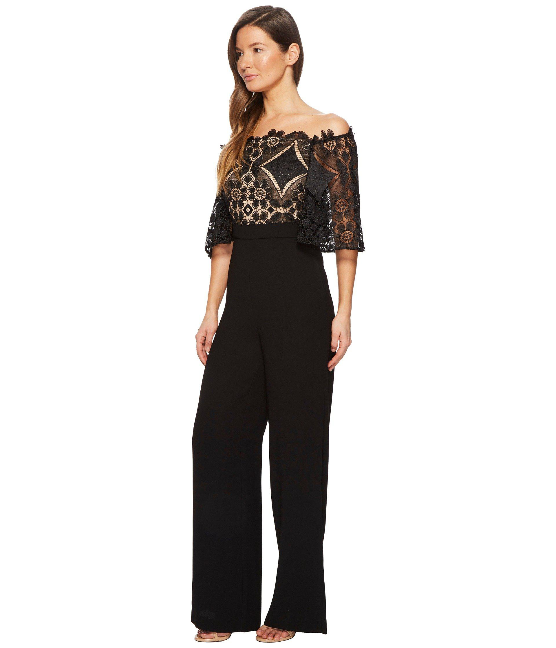 48d6f60abed Lyst - ML Monique Lhuillier 445309 in Black - Save 74%