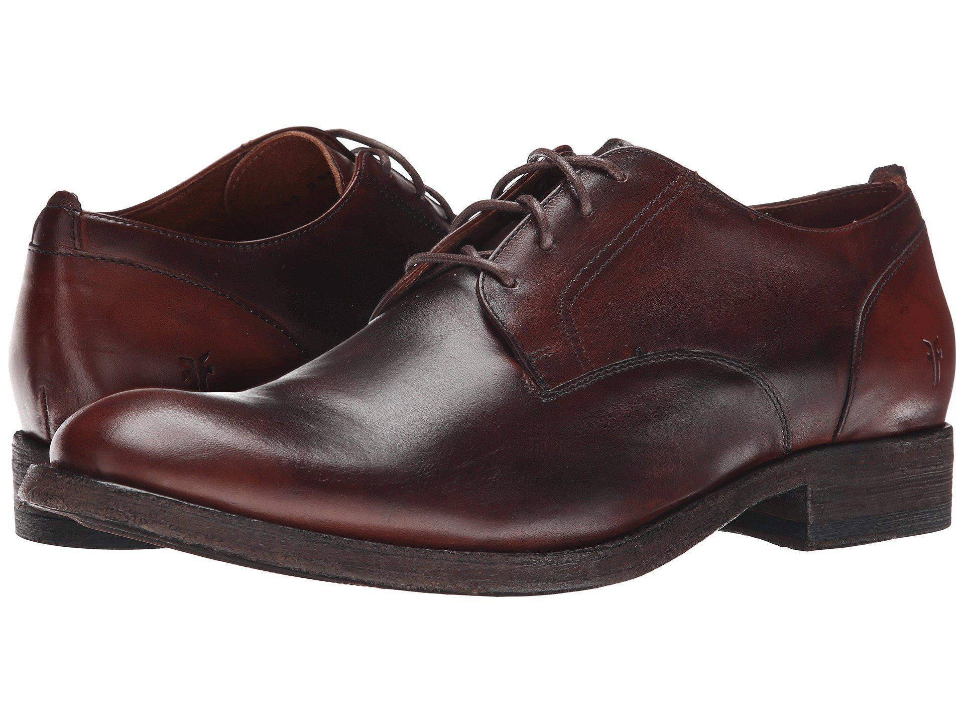 Frye. Men's Brown Jacob Oxford