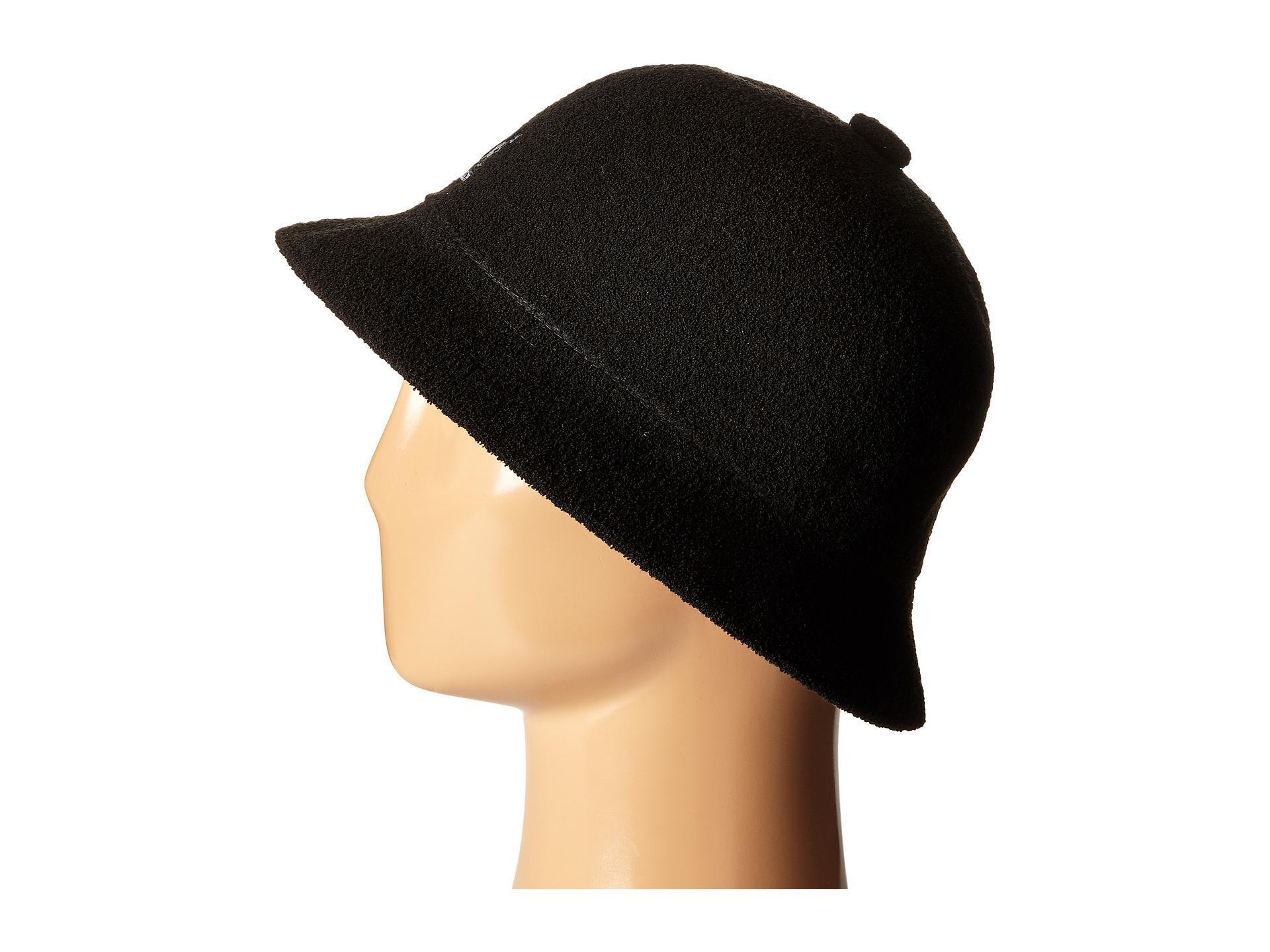 474289f467ce3 Lyst - Kangol Bermuda Casual in Black