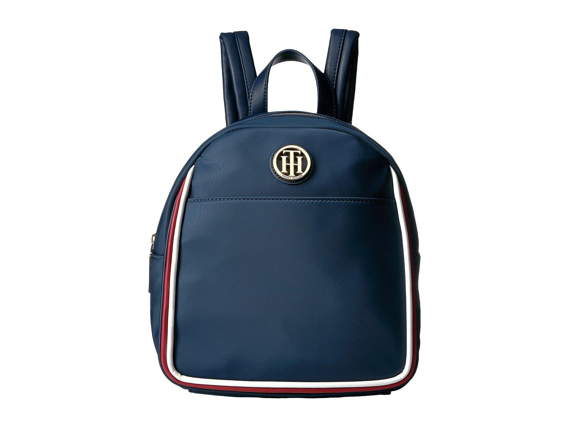 f5d94ee78e Lyst - Tommy Hilfiger Alice Backpack in Blue