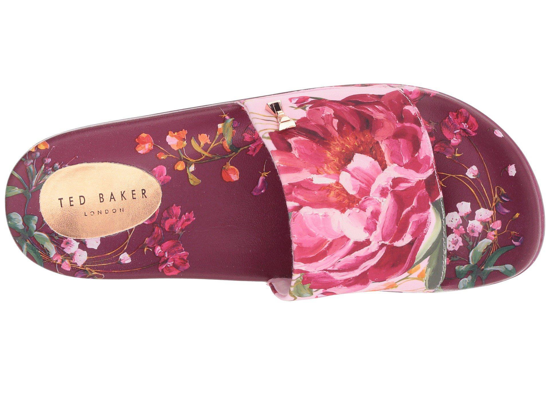 4d9c618b58da4 Ted Baker - Pink Qarla - Lyst. View fullscreen