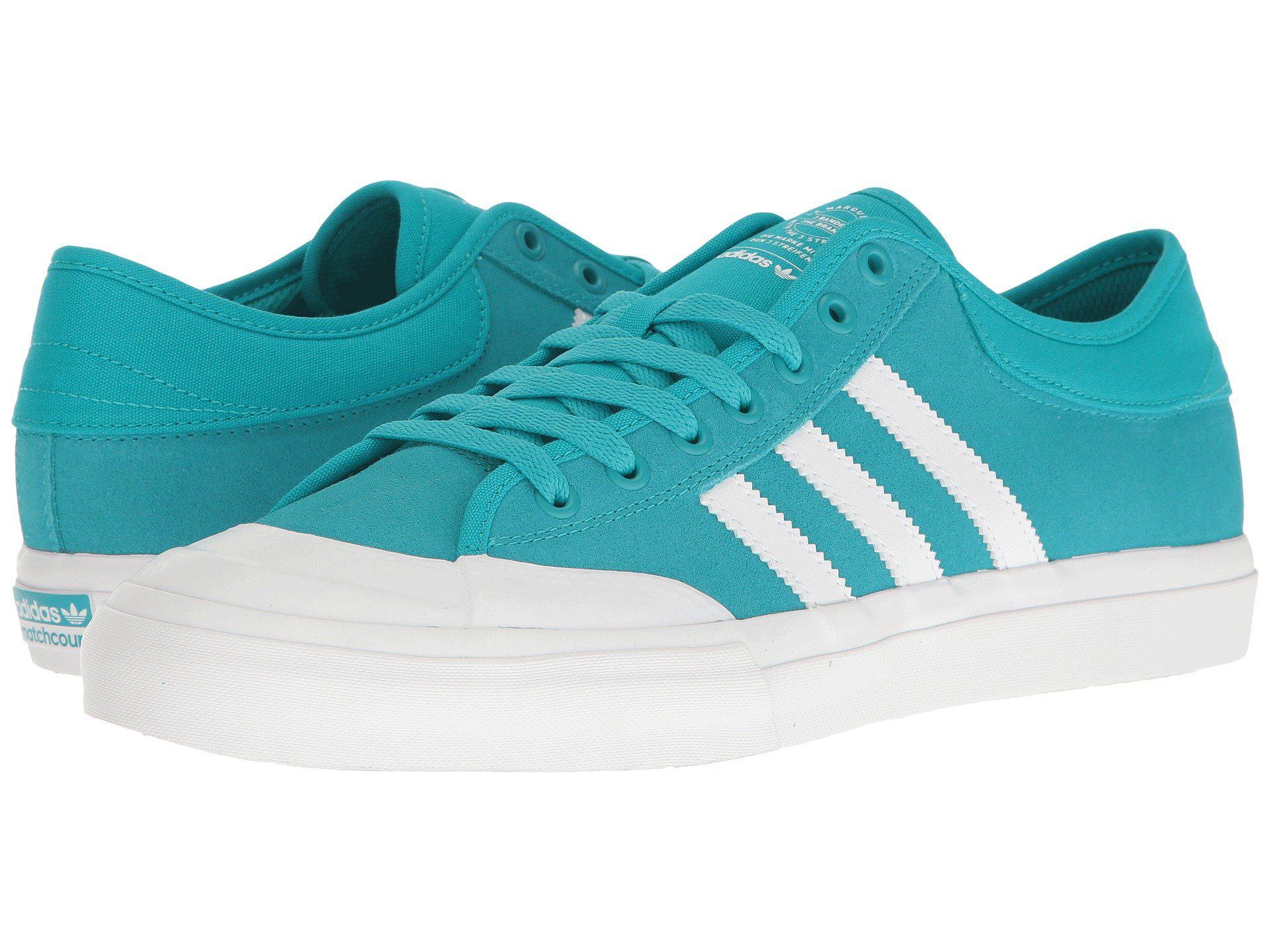 newest 73903 7a1ac Lyst - adidas Originals Matchcourt in Blue for Men