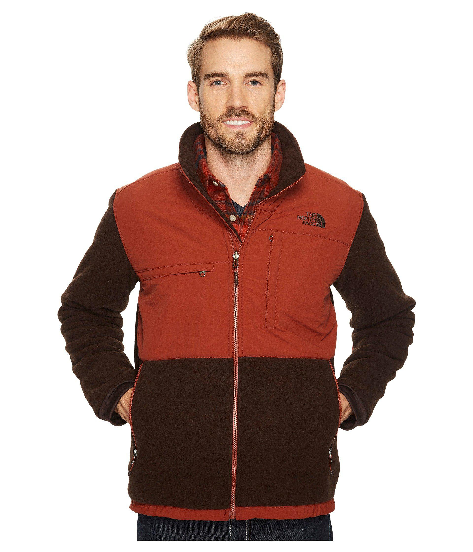 a20fd98da523 Lyst - The North Face Denali 2 Jacket in Brown for Men - Save 17%
