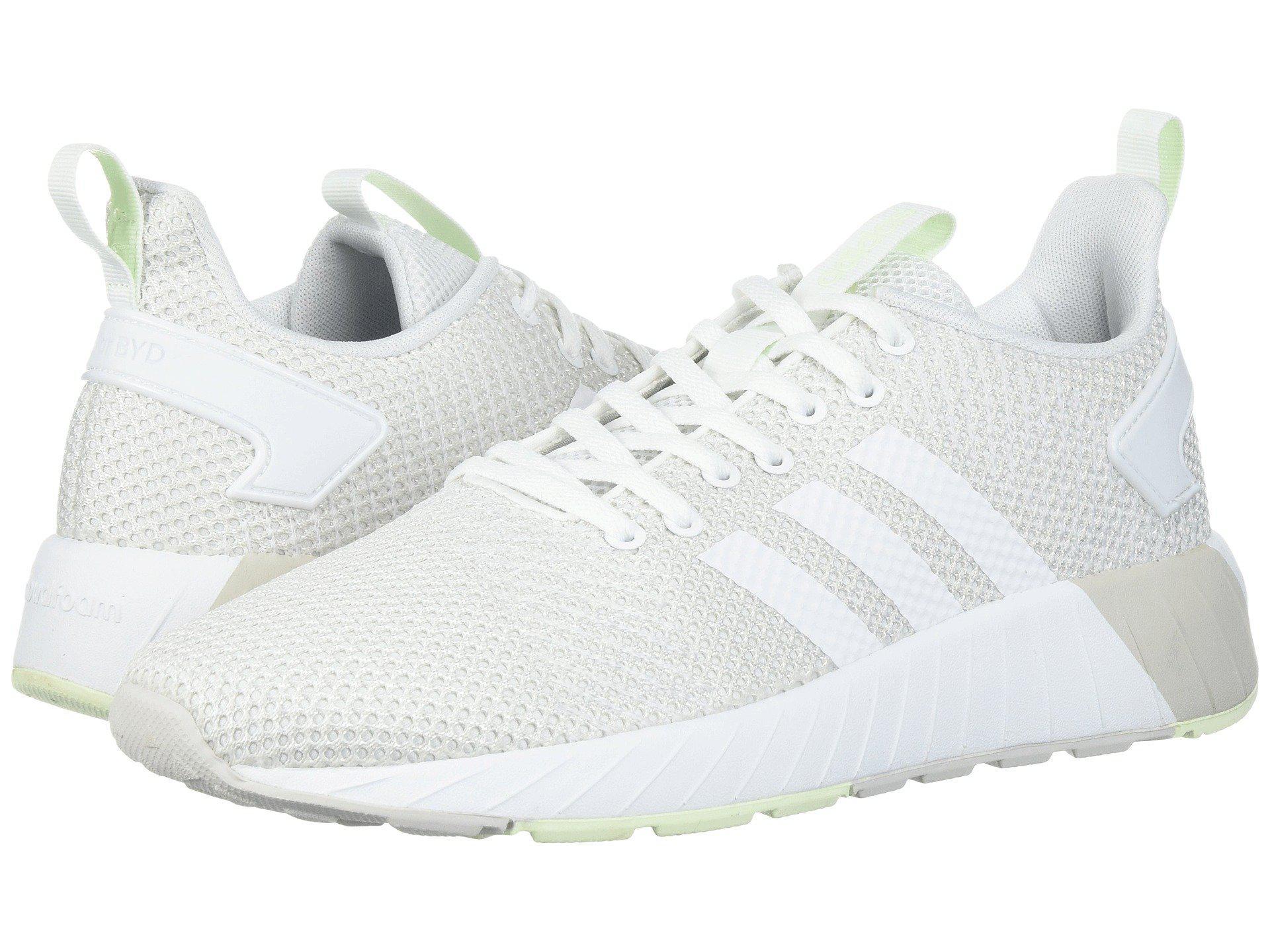 Adidas. Women's White Questar Byd