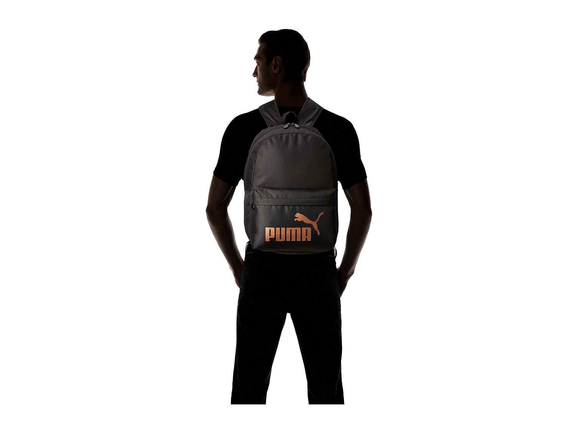 207270394d ... half price Lyst - Puma Evercat Lifeline Backpack in Black for Men f35f8  9809b ...