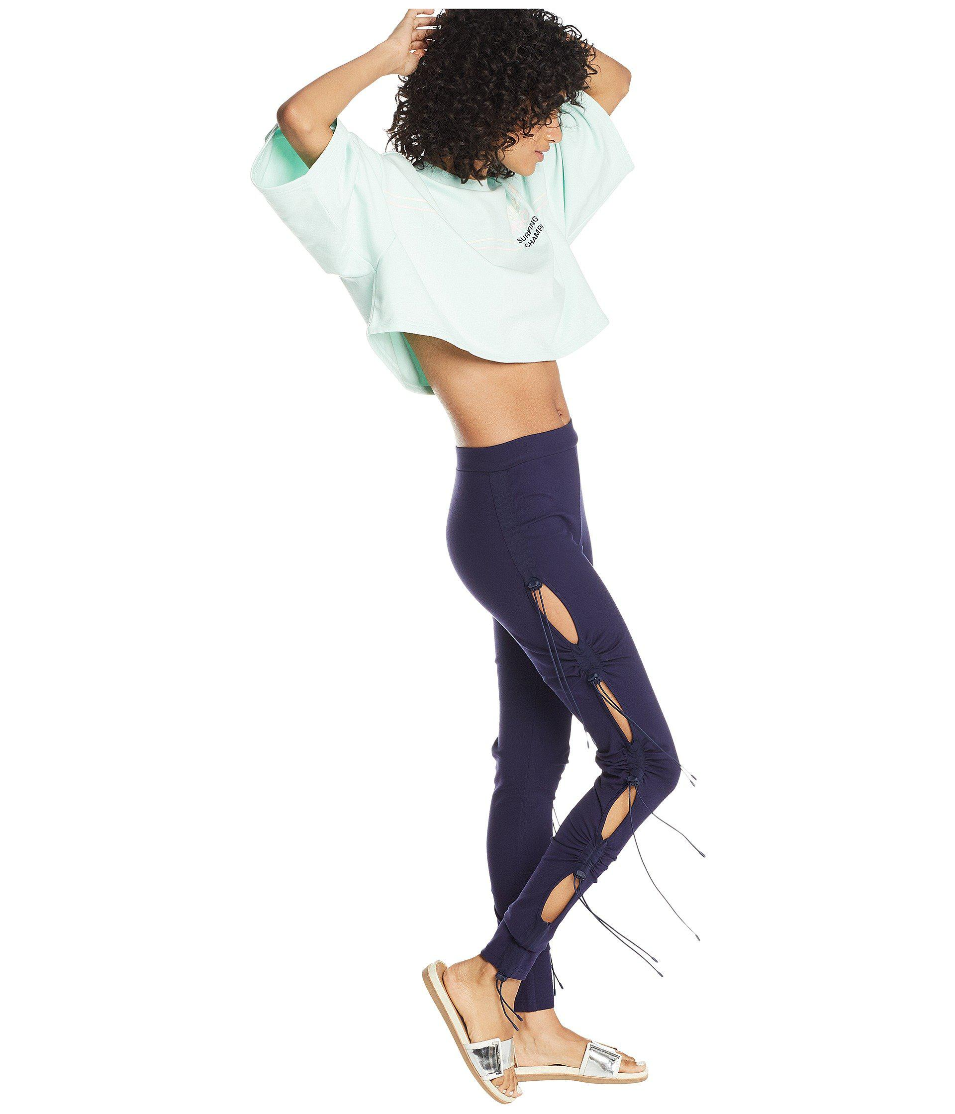 Ruching In Save By Leggings 60 Rihanna Lyst Puma 0 Fenty Blue X LqUzGVpSM
