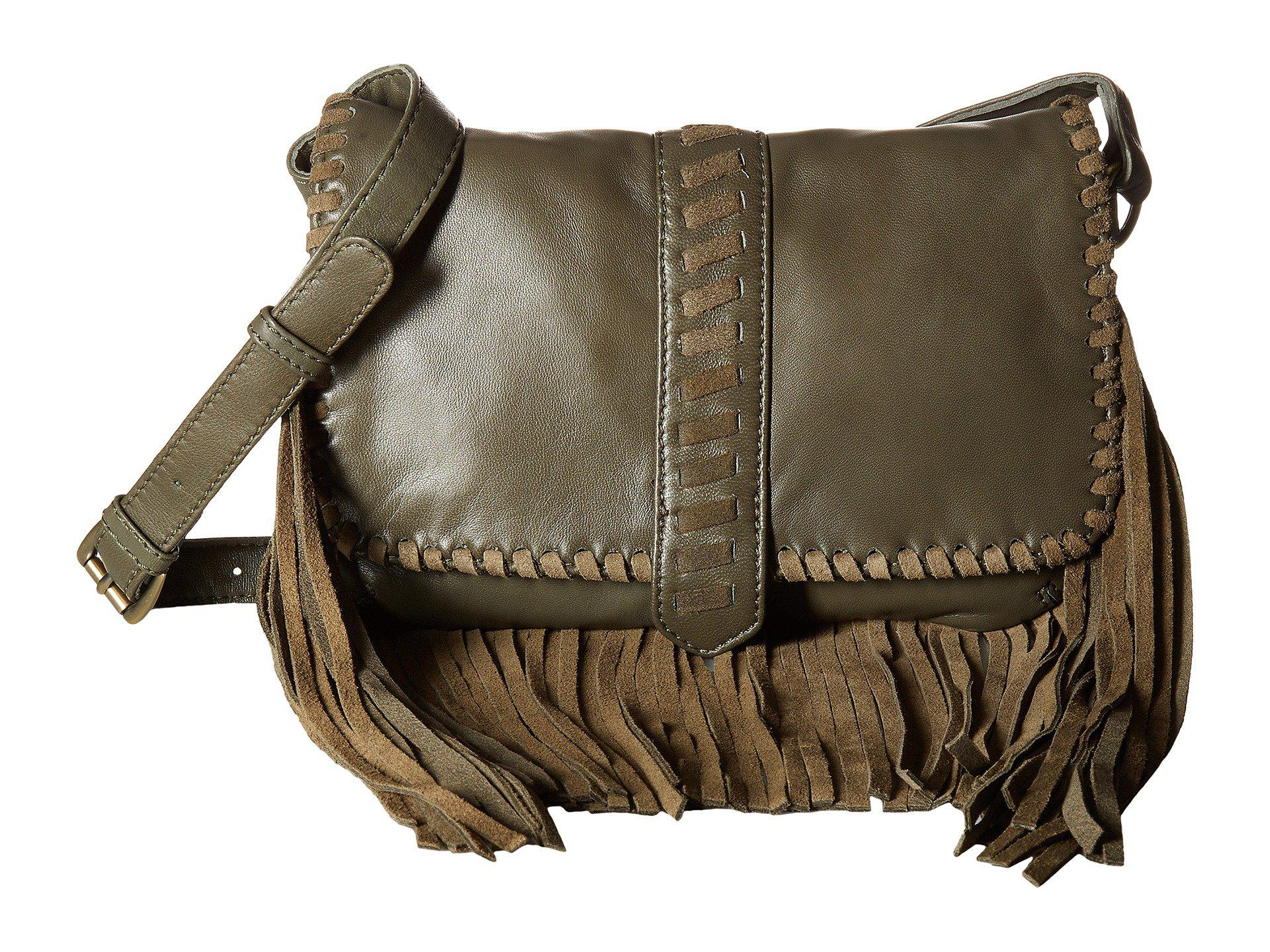 b96c16203593 Gallery. Previously sold at  6PM · Women s Fringed Bags Women s Leather  Handbags