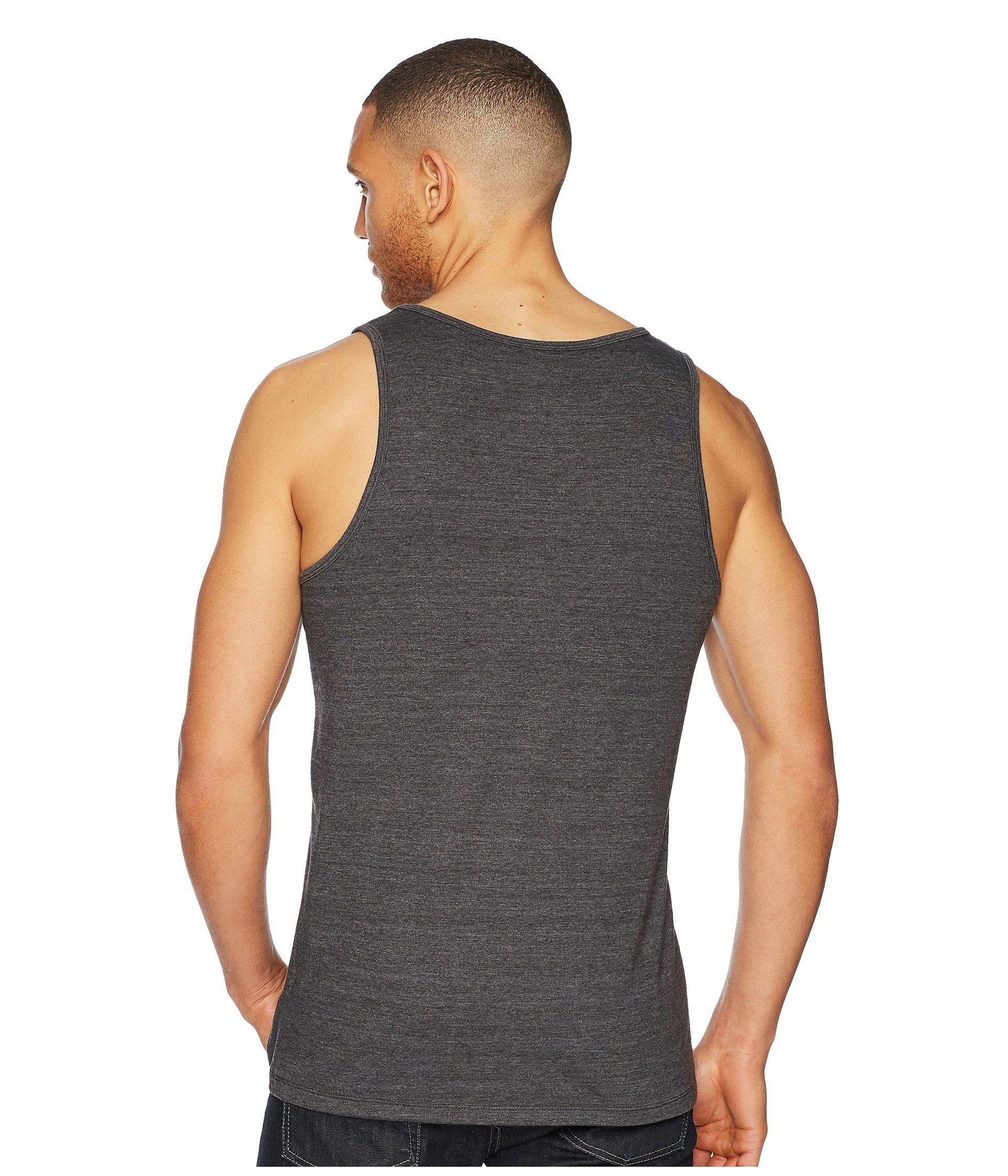 e19f752642cdeb Lyst - The North Face Mountain Tri-blend Tank Top in Gray for Men