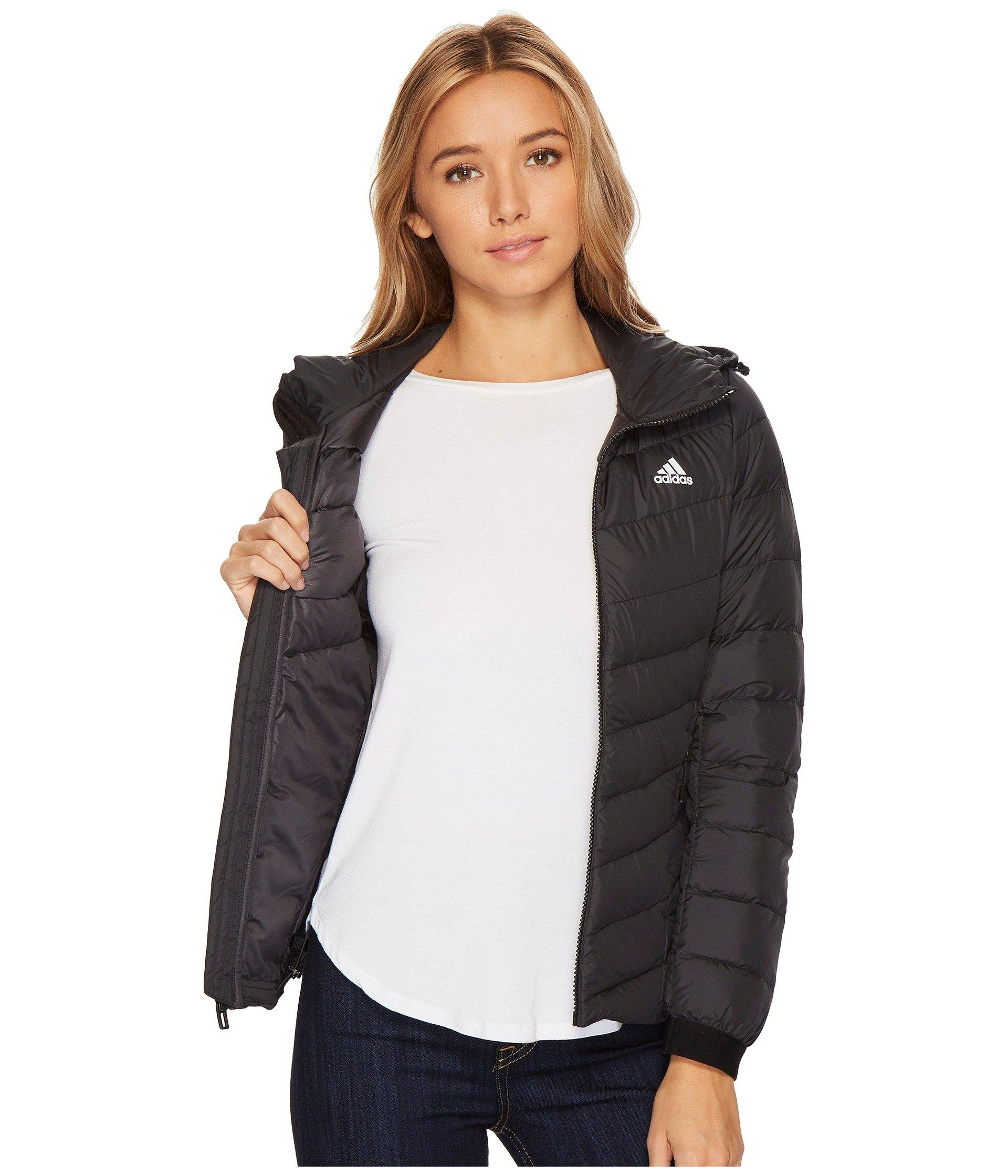 086eea3f6c41e adidas Originals Climawarm® Nuvic Jacket in Black - Lyst