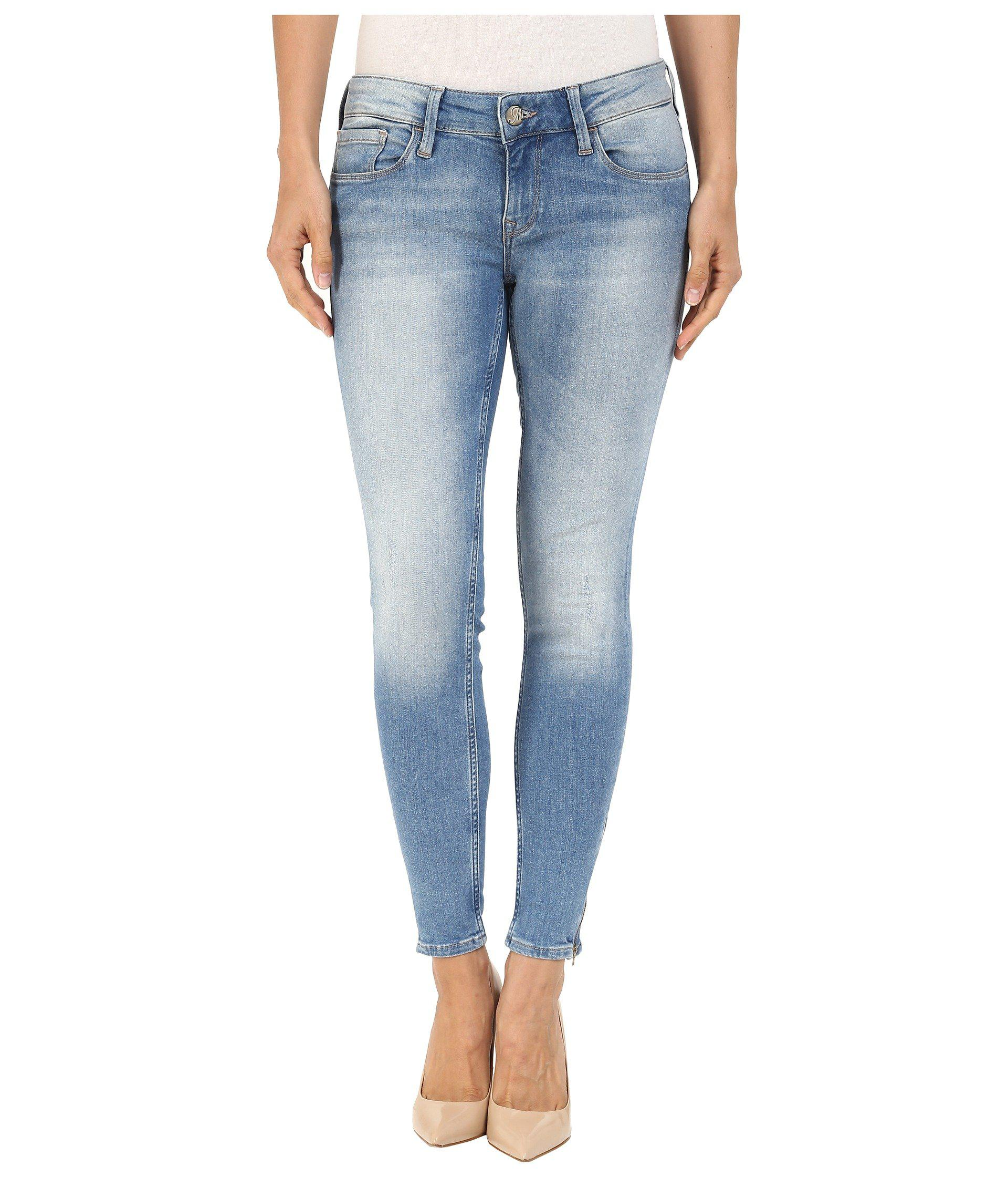 Cheap Sale Shop For Looking For For Sale Glamorous Skinny jeans with zip ankle detail Buy Cheap 2018 Unisex pmcs6DXFZ