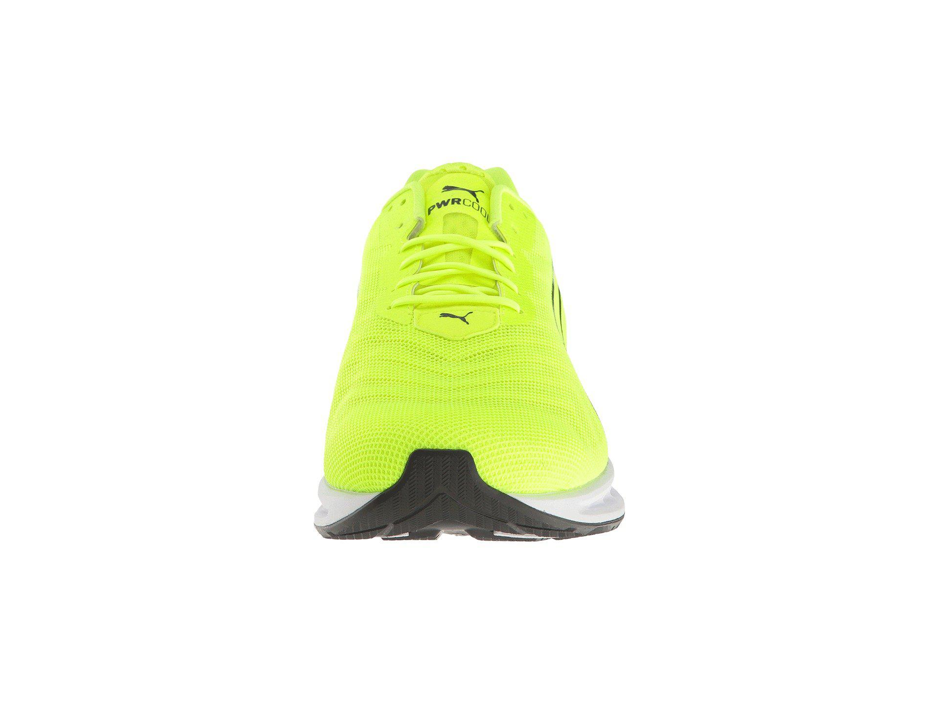 1b7765c12dce Lyst - Puma Ignite 3 Powercool in Yellow for Men