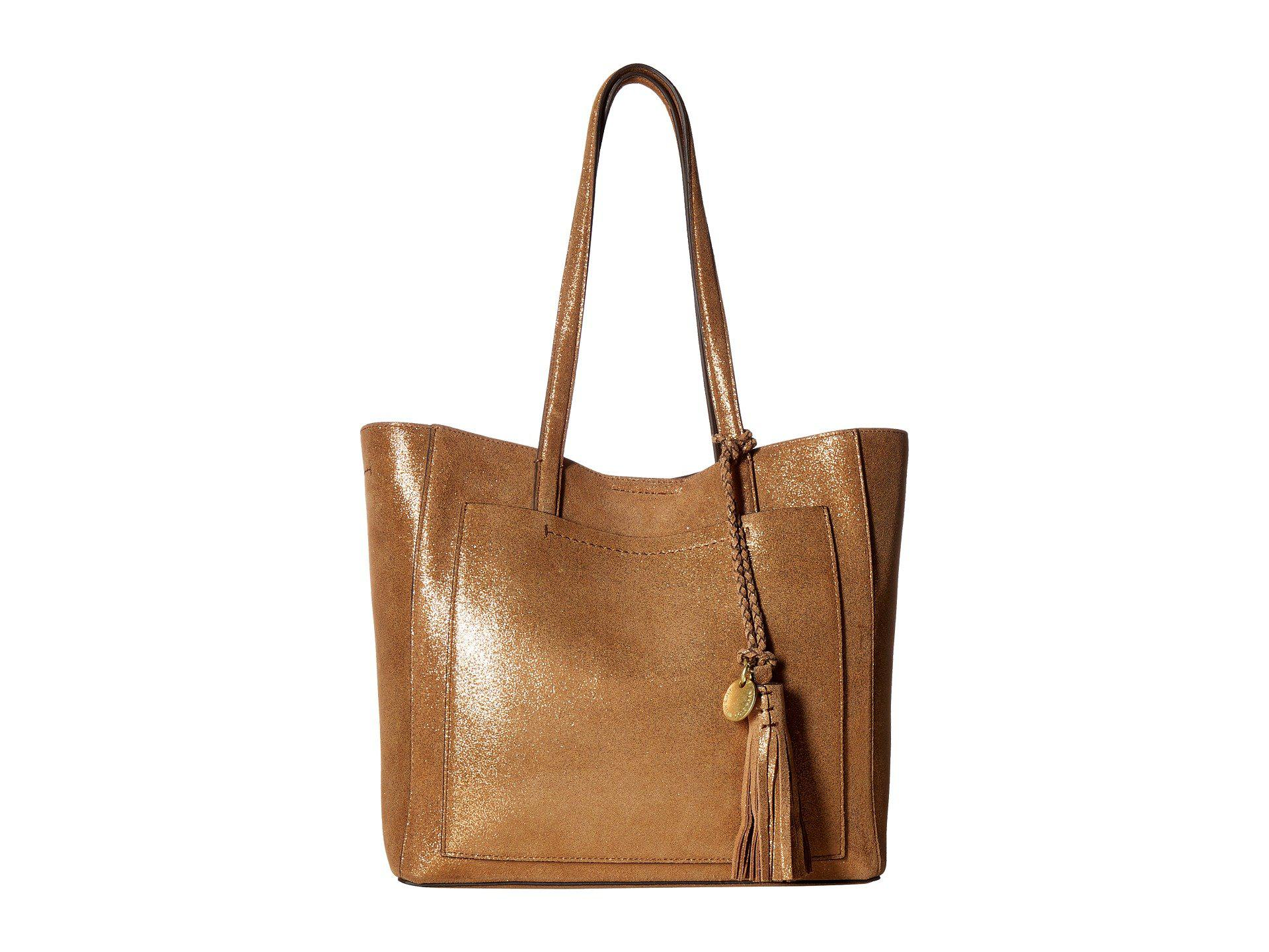 581c5cacbb2 Cole Haan Natalie Small Tote in Brown - Lyst