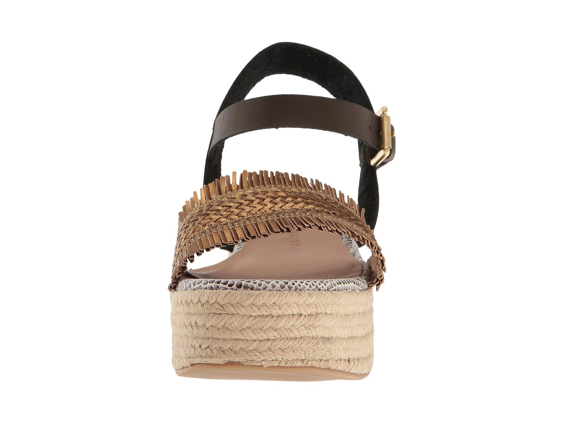318e03d37ca0 Lyst - Chinese Laundry Ziba Sandal in Brown