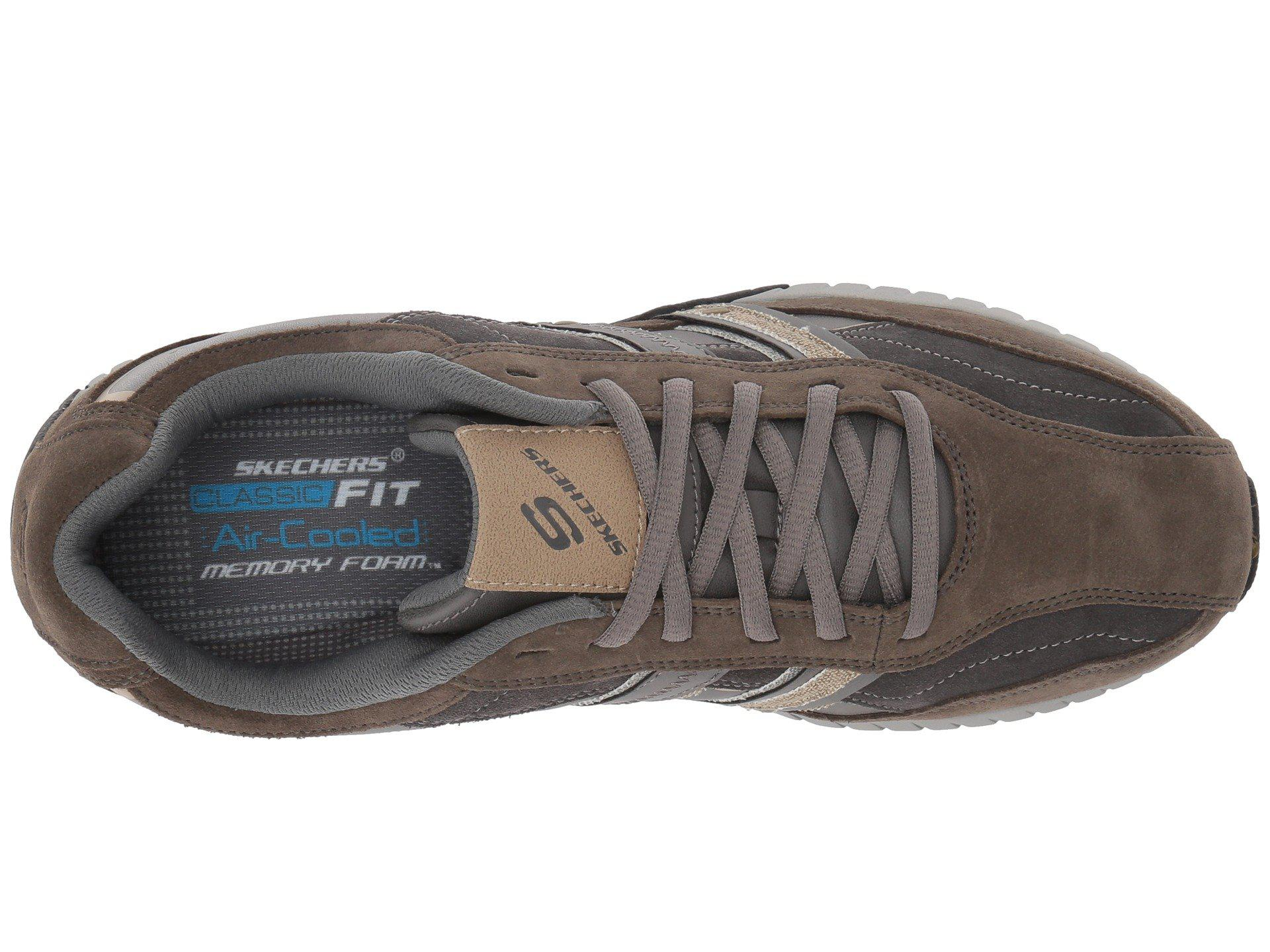 SKECHERS Classic Fit Sendro - Brusco nn6o2GUOm