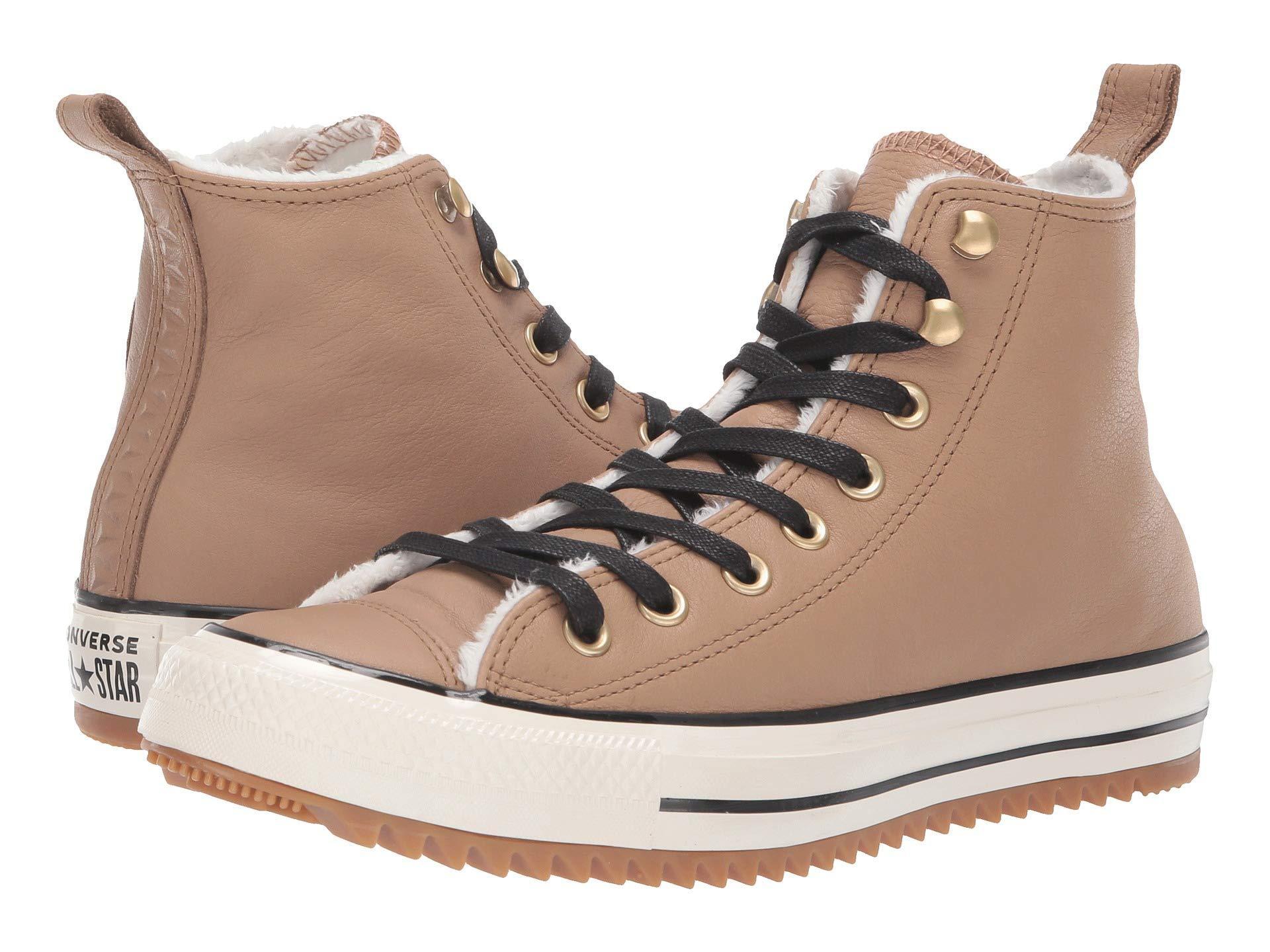 e58a6f6025da Lyst - Converse Chuck Taylor All Star Hiker Boot - Hi - Save 27%