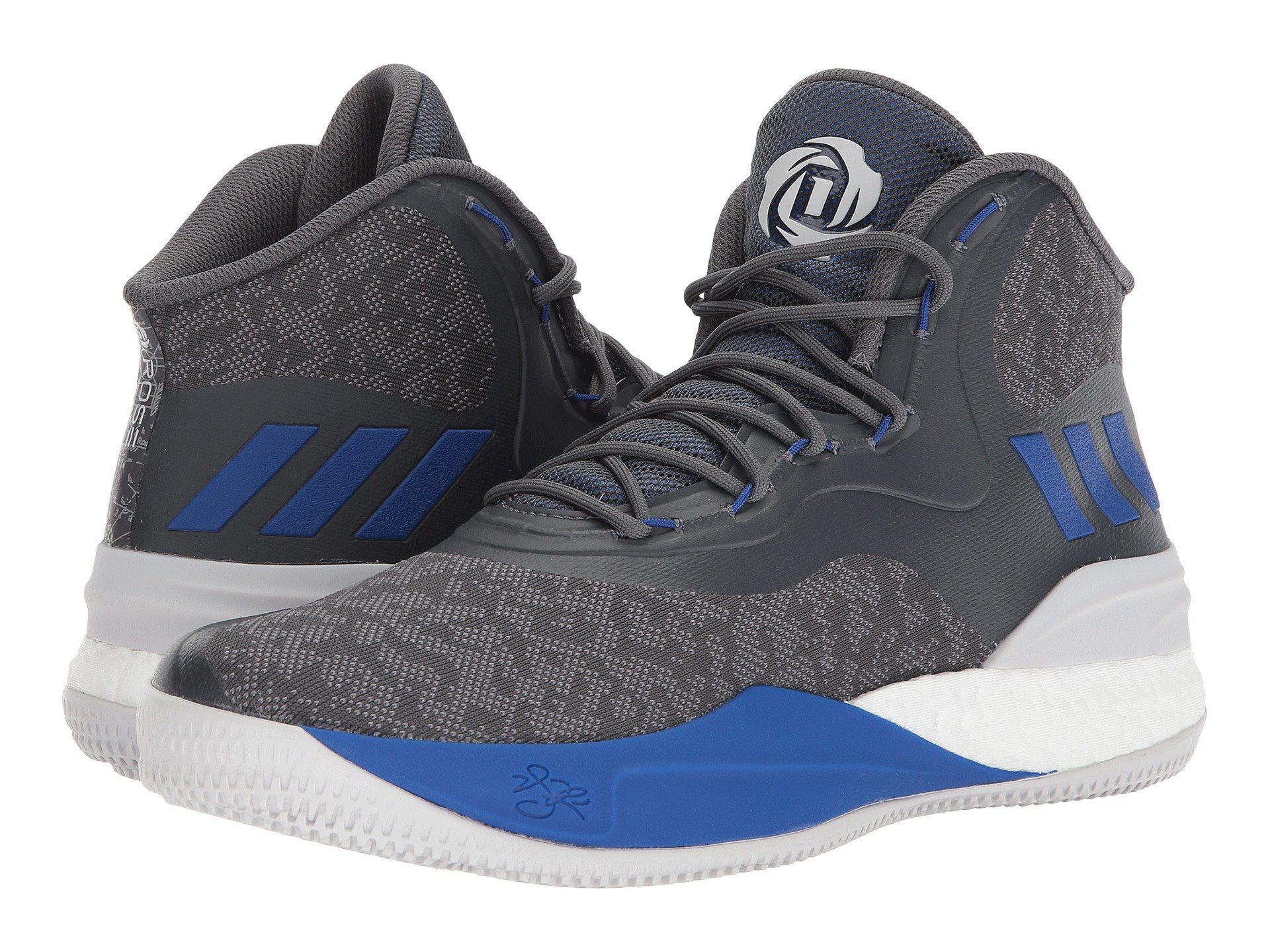 7503a1d350cd Lyst - adidas D Rose 8 in Gray for Men