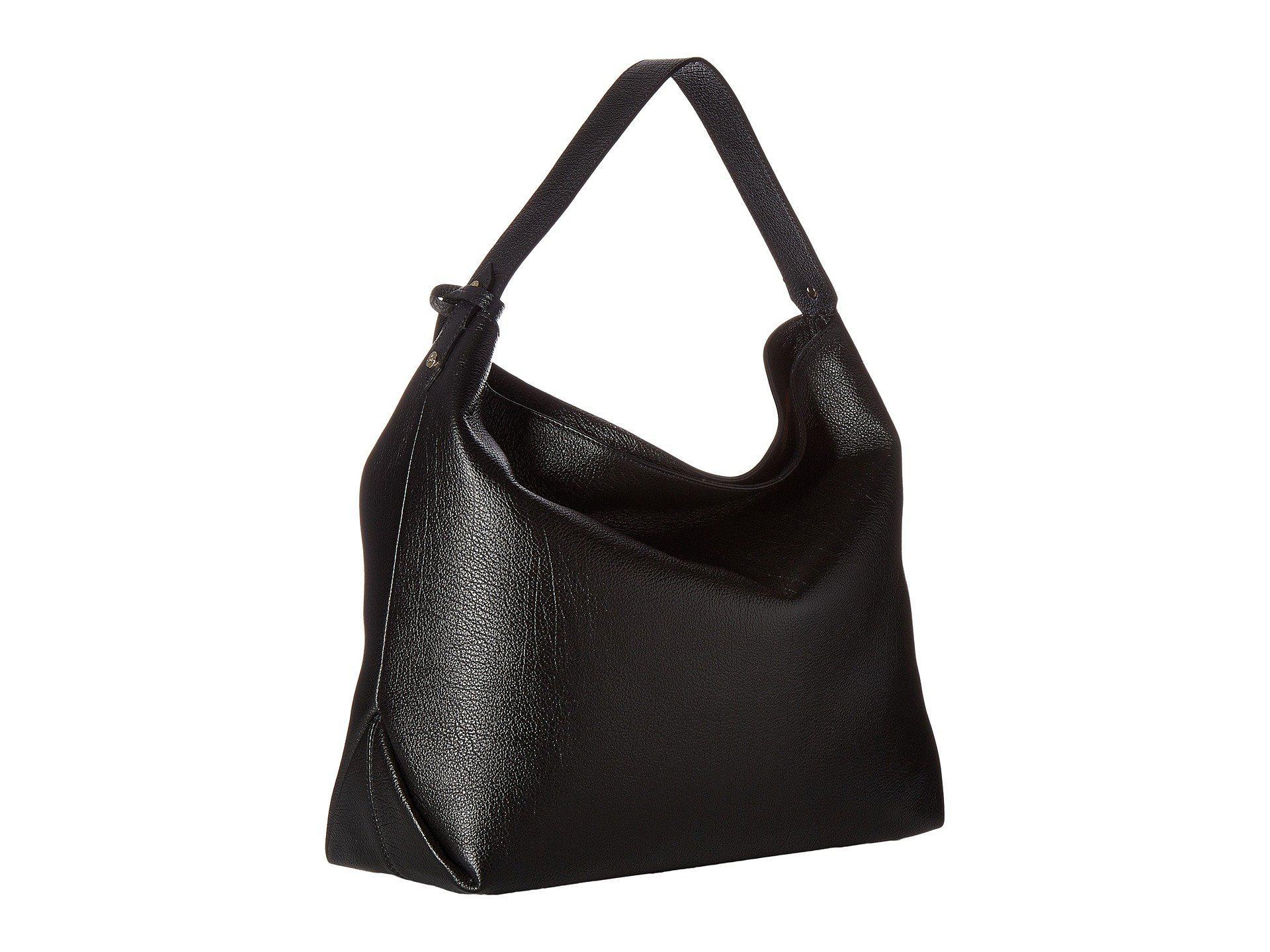 Lyst - Vivienne Westwood Balmoral Hobo Bag in Black eba717cb45996