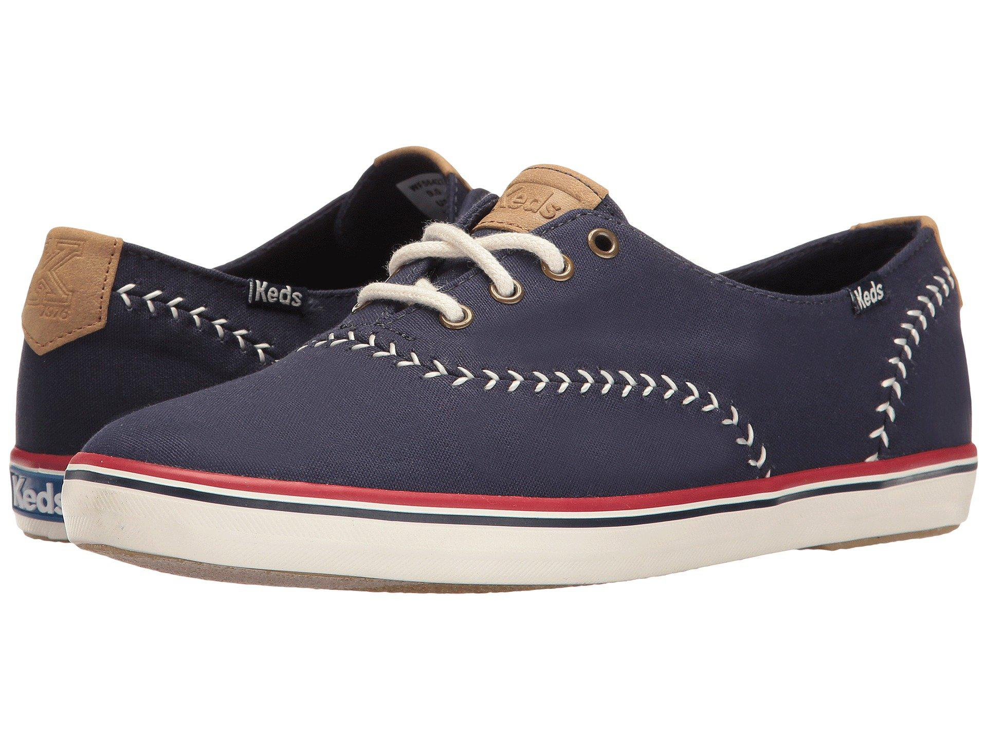 9915354c56d Lyst - Keds Champion Pennant in Blue for Men