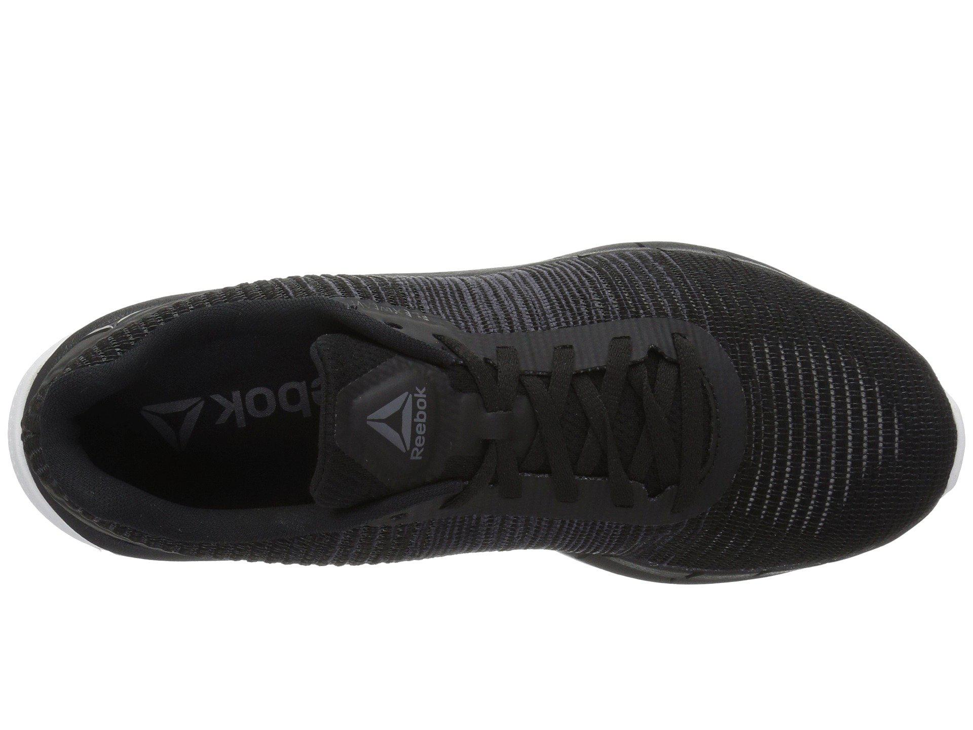 971651a1fb6b Reebok - Black Flexweave Run for Men - Lyst. View fullscreen