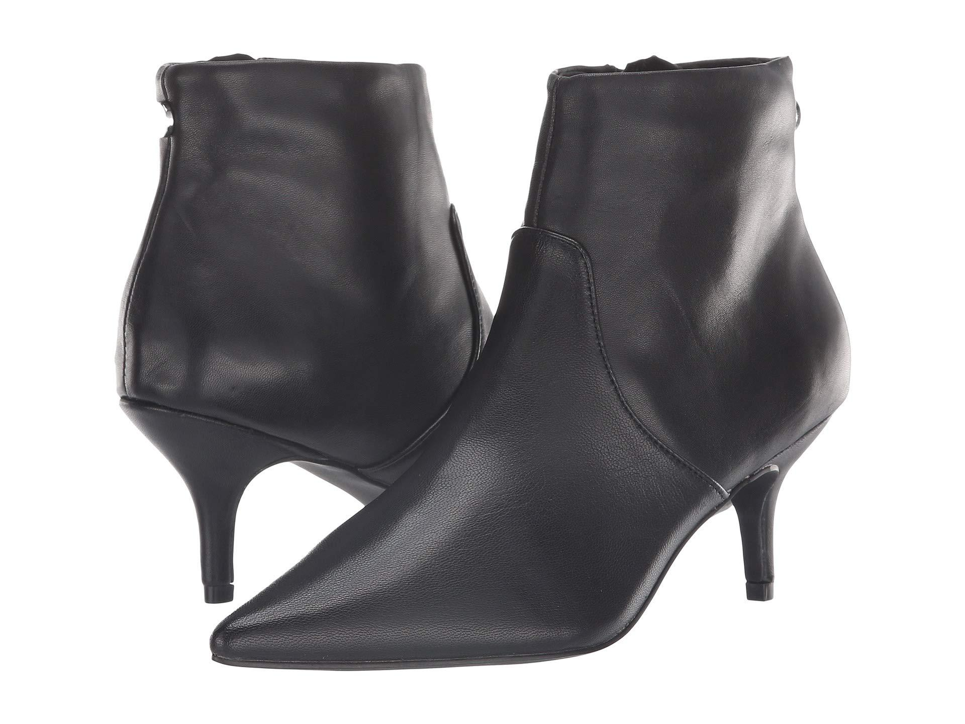 c3e24467052 Lyst - Steve Madden Rome Dress Bootie in Black - Save 30%