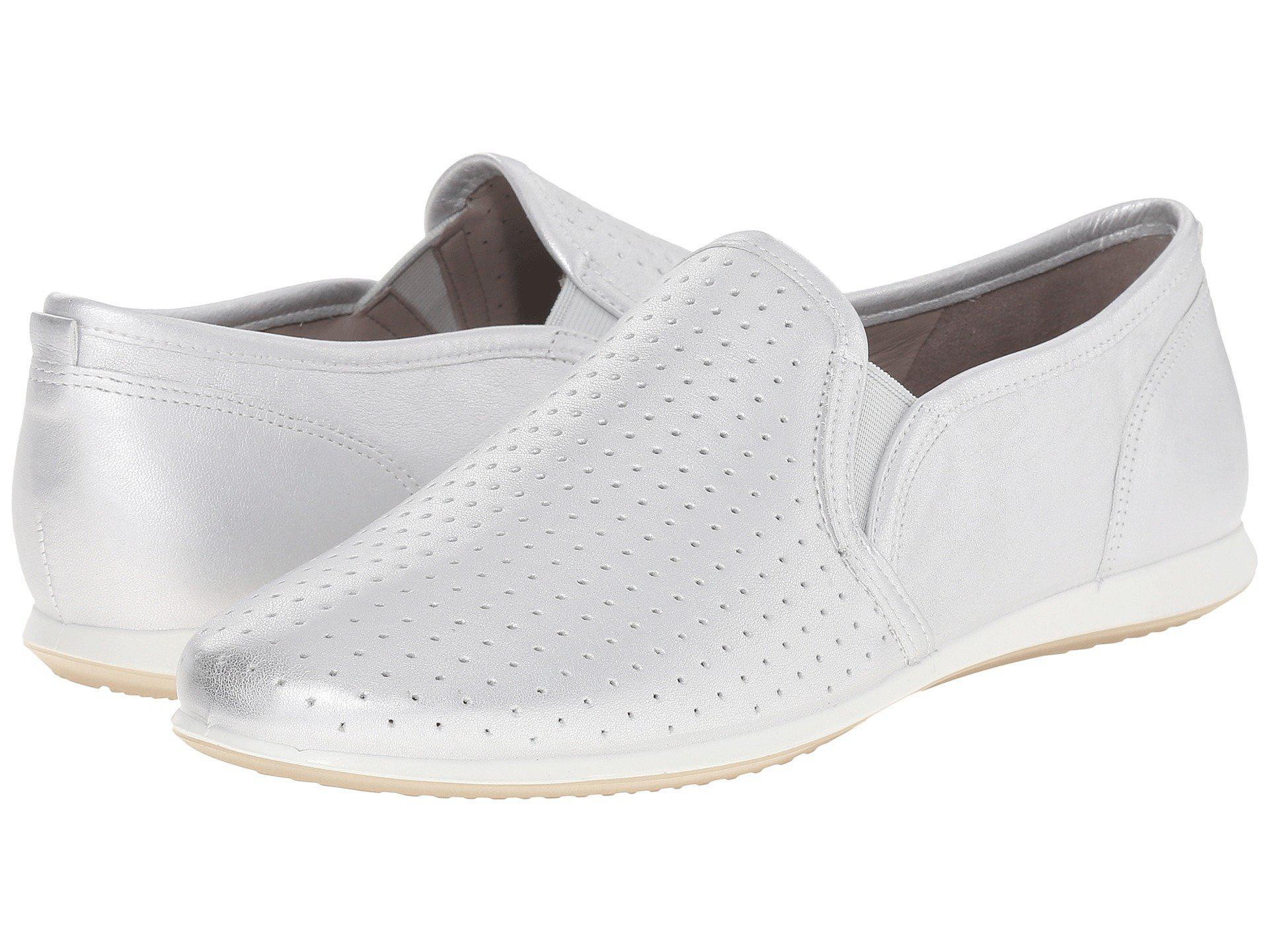 a21b83eb6f Women's Metallic Touch Sneaker Slip-on