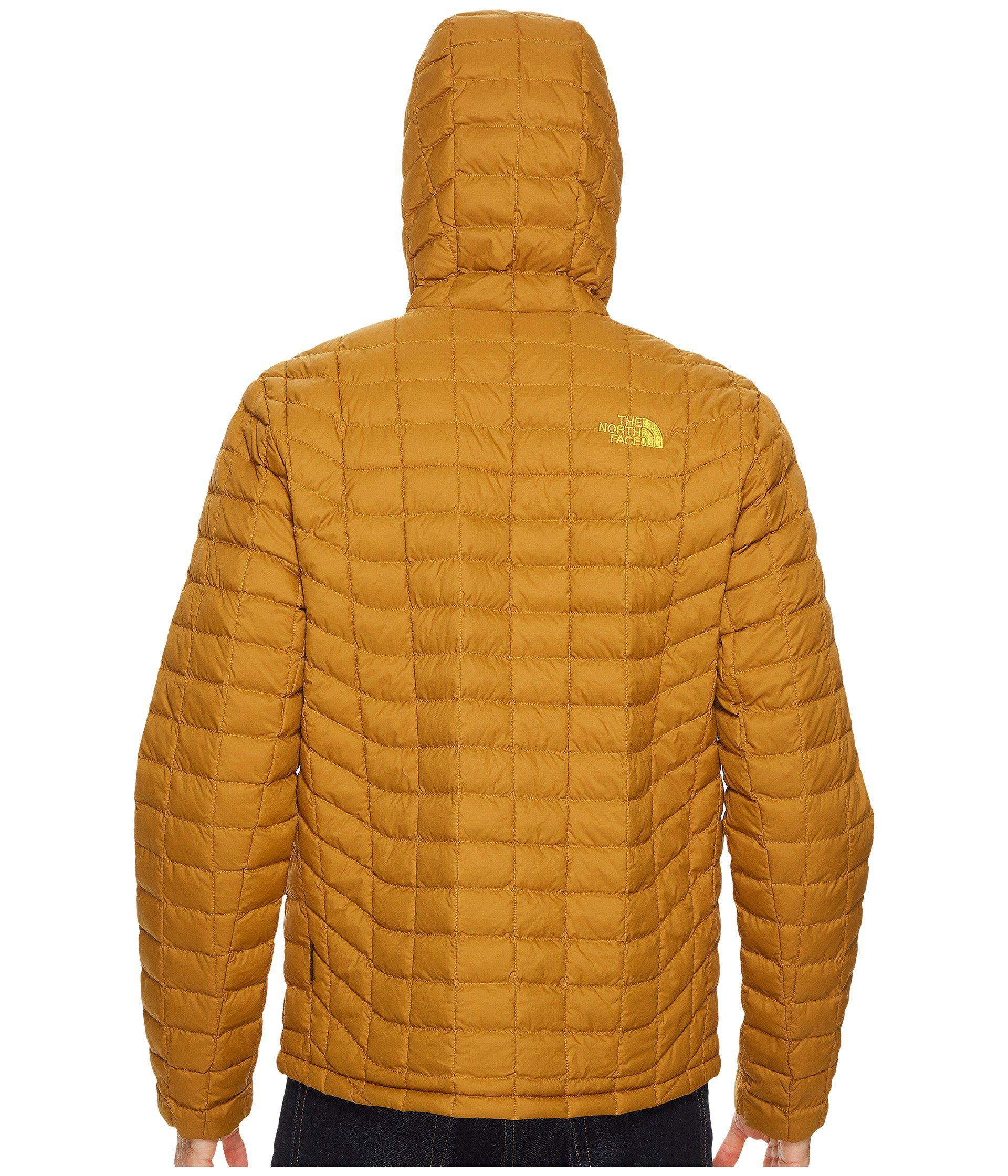 372fae7d0f99 Lyst - The North Face Thermoball Hoodie in Brown for Men