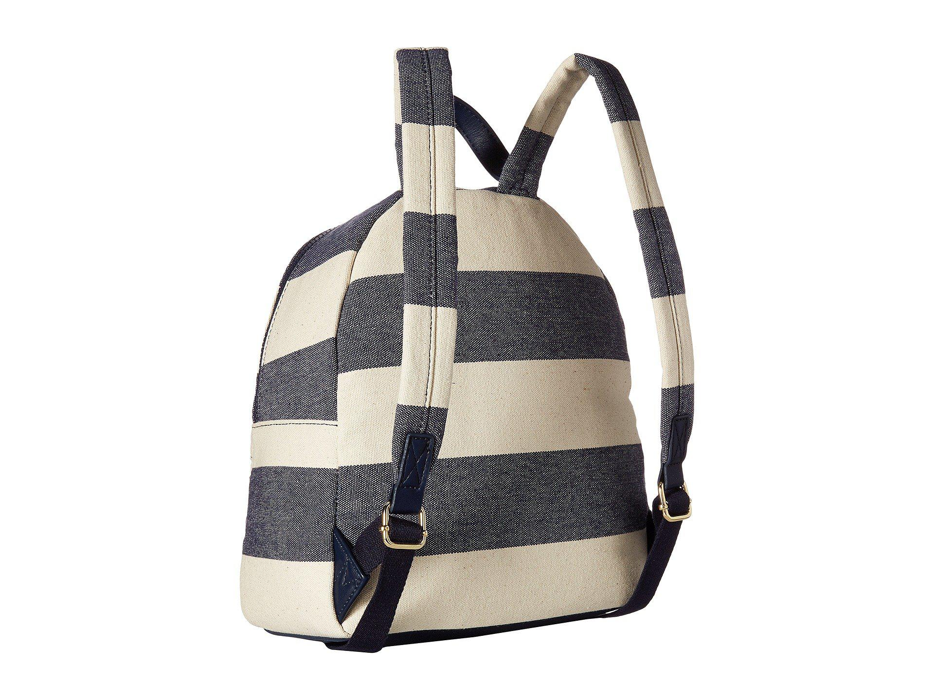 242d4e35301 Tommy Hilfiger Blue And White Striped Backpack- Fenix Toulouse Handball