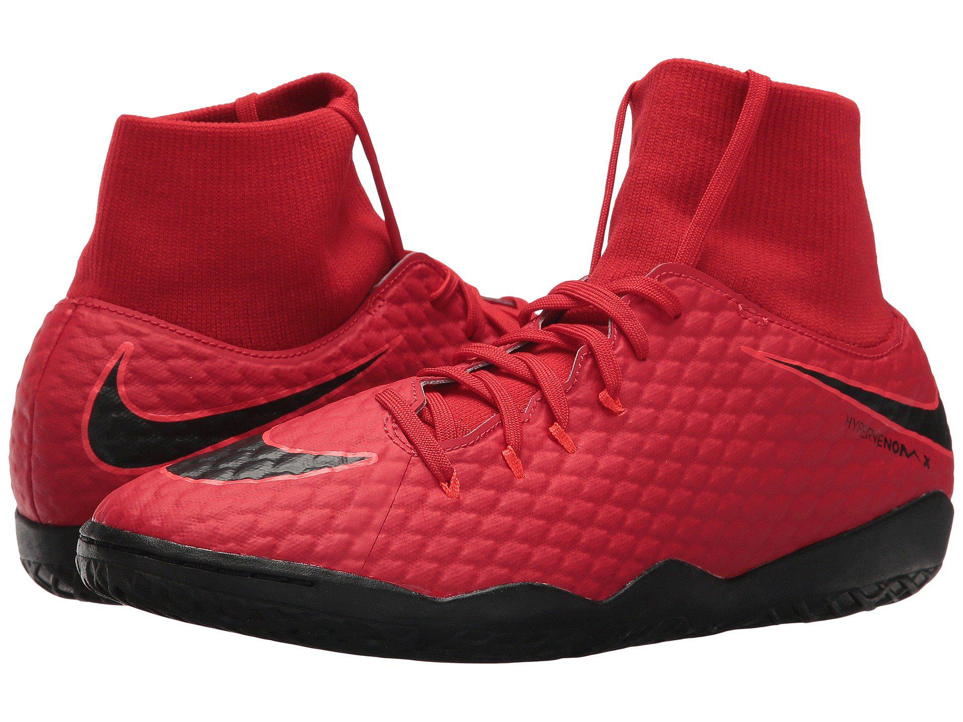 b231690d3d2 Nike - Red Hypervenomx Phelon Iii Dynamic Fit Ic for Men - Lyst. View  fullscreen