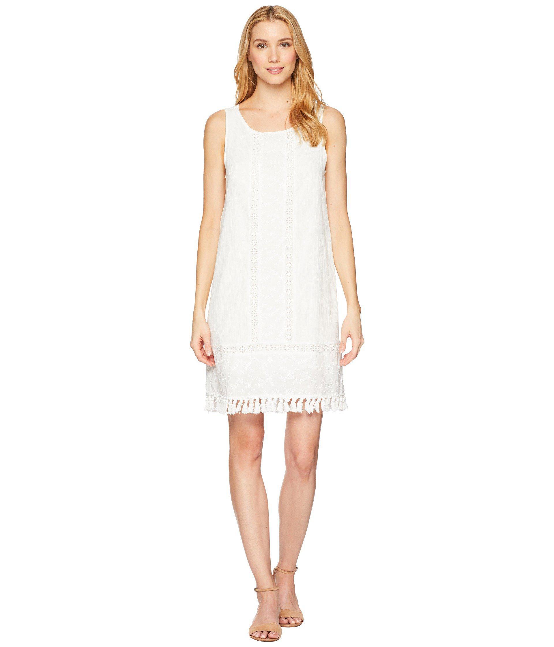 38e8bea81a Lyst - Sanctuary Alicia Boheme Dress in White - Save 32%