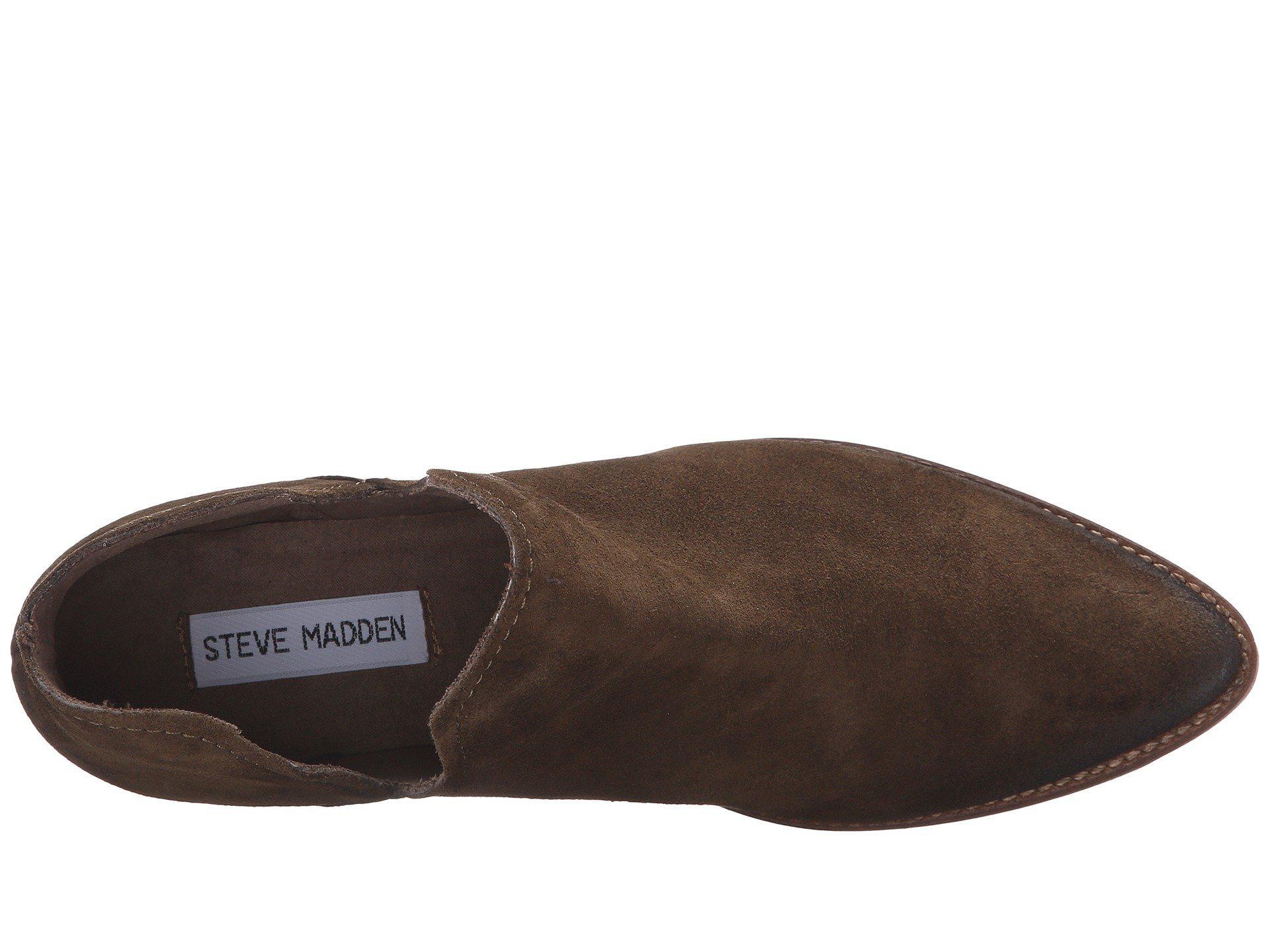 57238e0d4cd Lyst - Steve Madden Austin in Brown