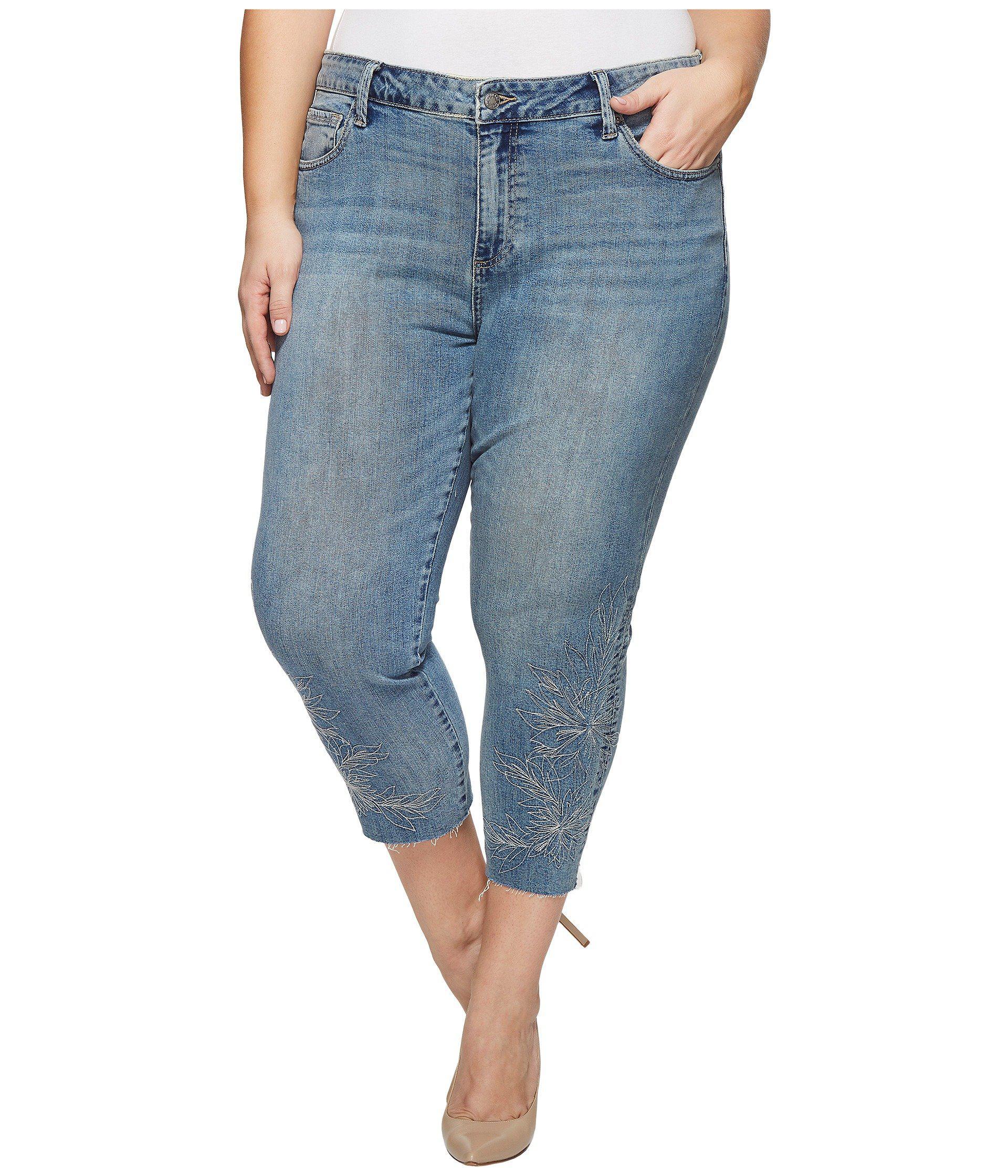 98d5cdc3f42 Lyst - Lucky Brand Plus Size Reese Boyfriend Jeans In La Reina in ...