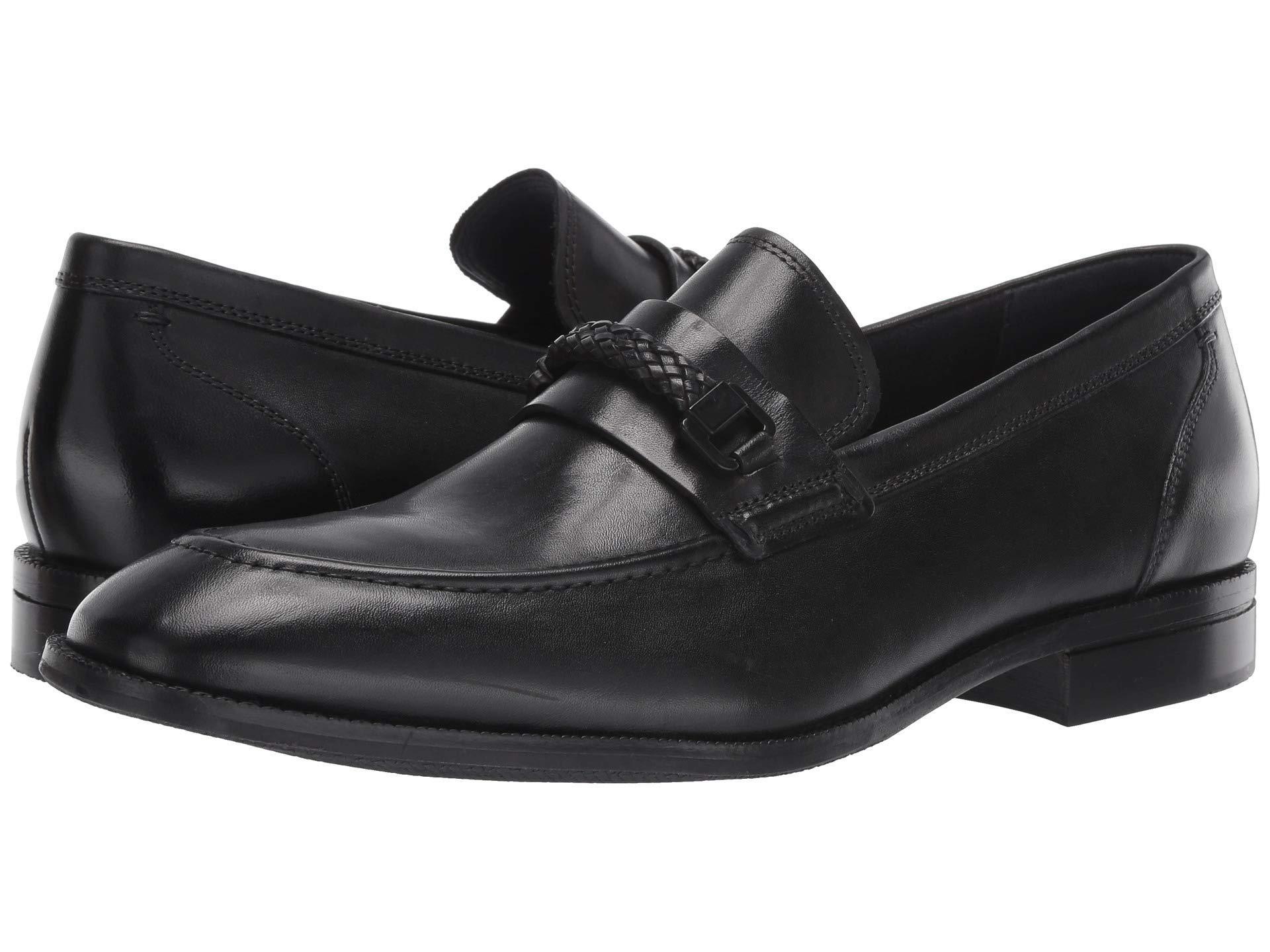 9eb090d6b58 Lyst - Cole Haan Warner Grand Bit Loafer in Black for Men