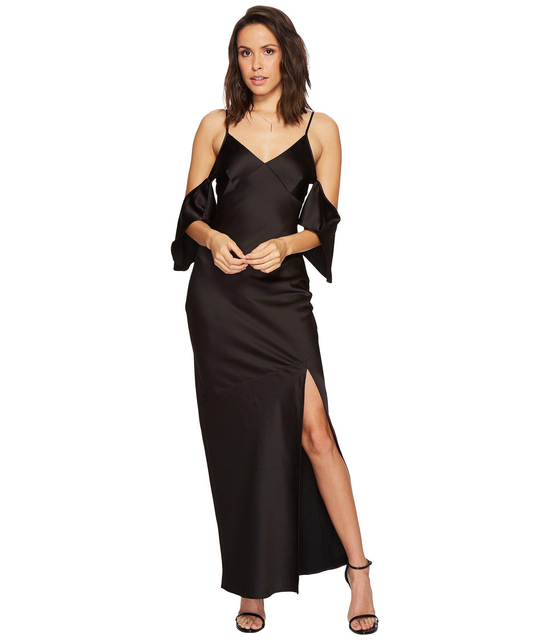 a00f3fa012b Lyst - Astr Kendra Dress in Black