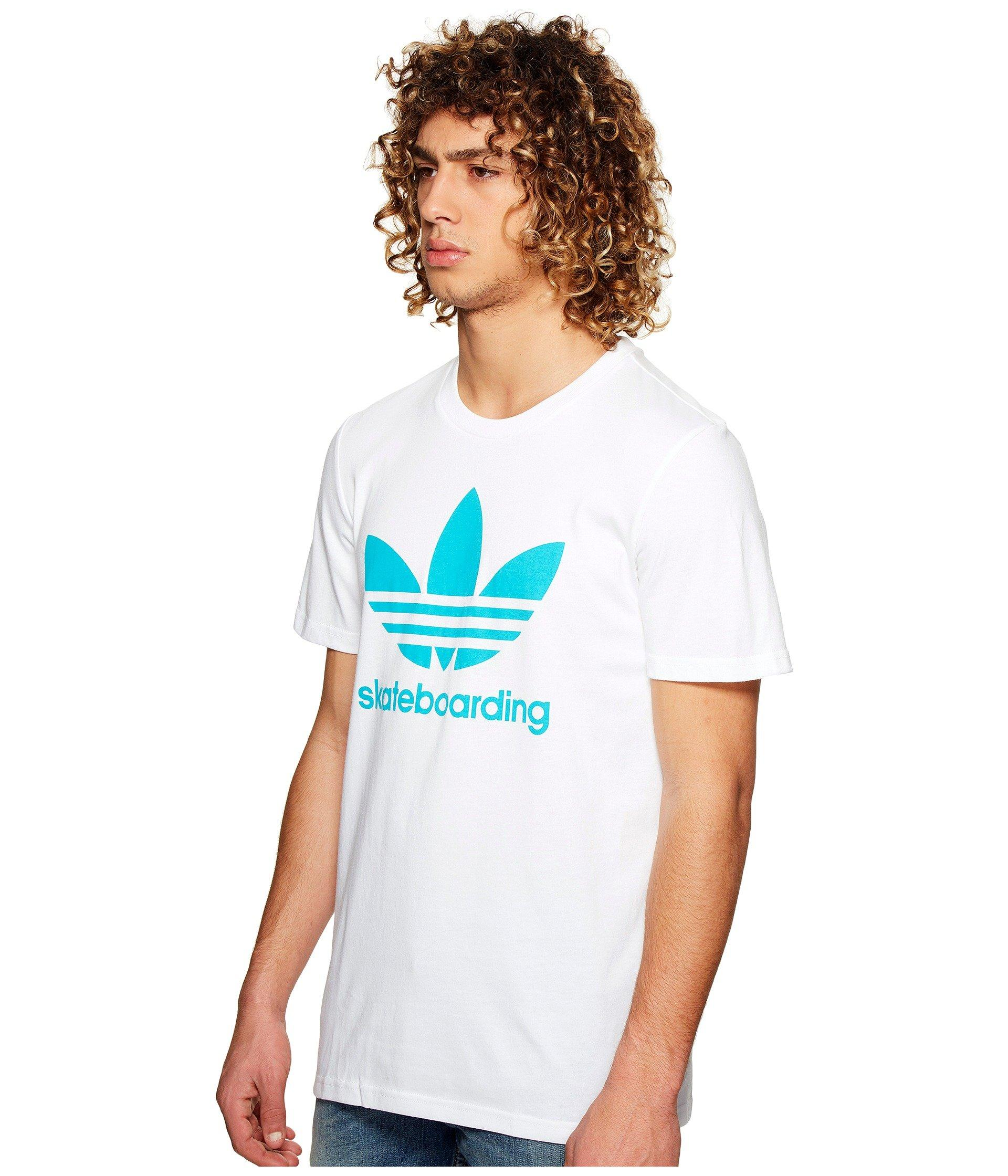 d491cf5bf Lyst - adidas Originals Clima 3.0 Tee in White for Men
