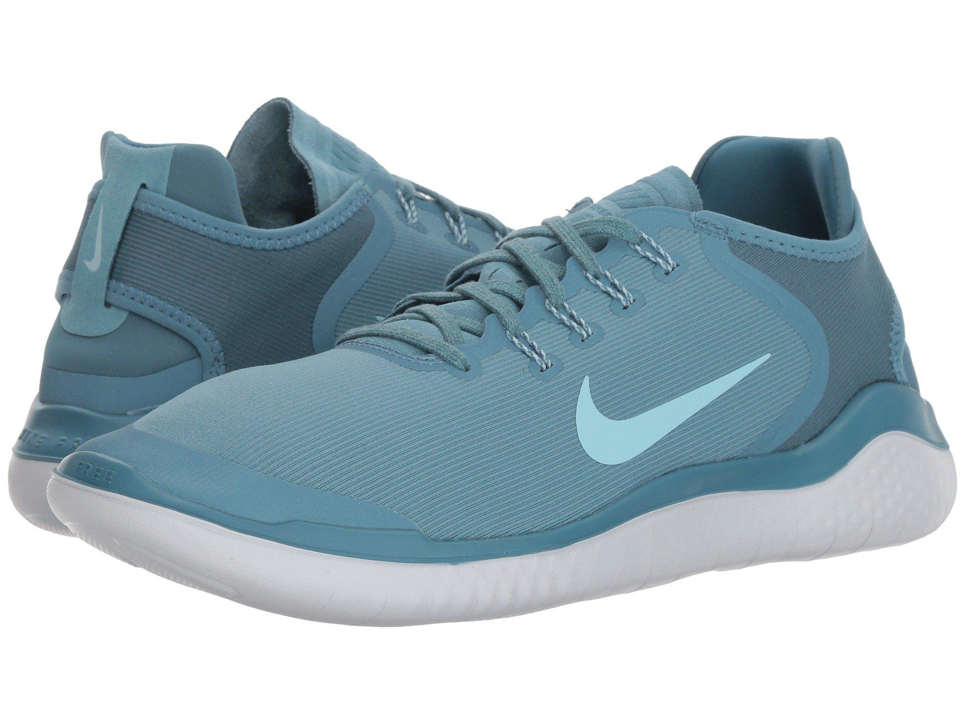 9e7f003f0322 Lyst - Nike Free Rn 2018 Sun Bleached in Blue for Men - Save 17%
