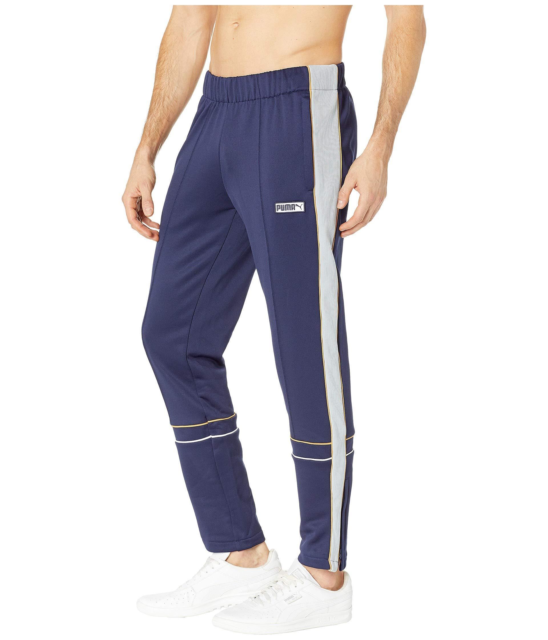 dc169cc1bc69 Lyst - PUMA Lux Spezial Track Pants in Blue for Men