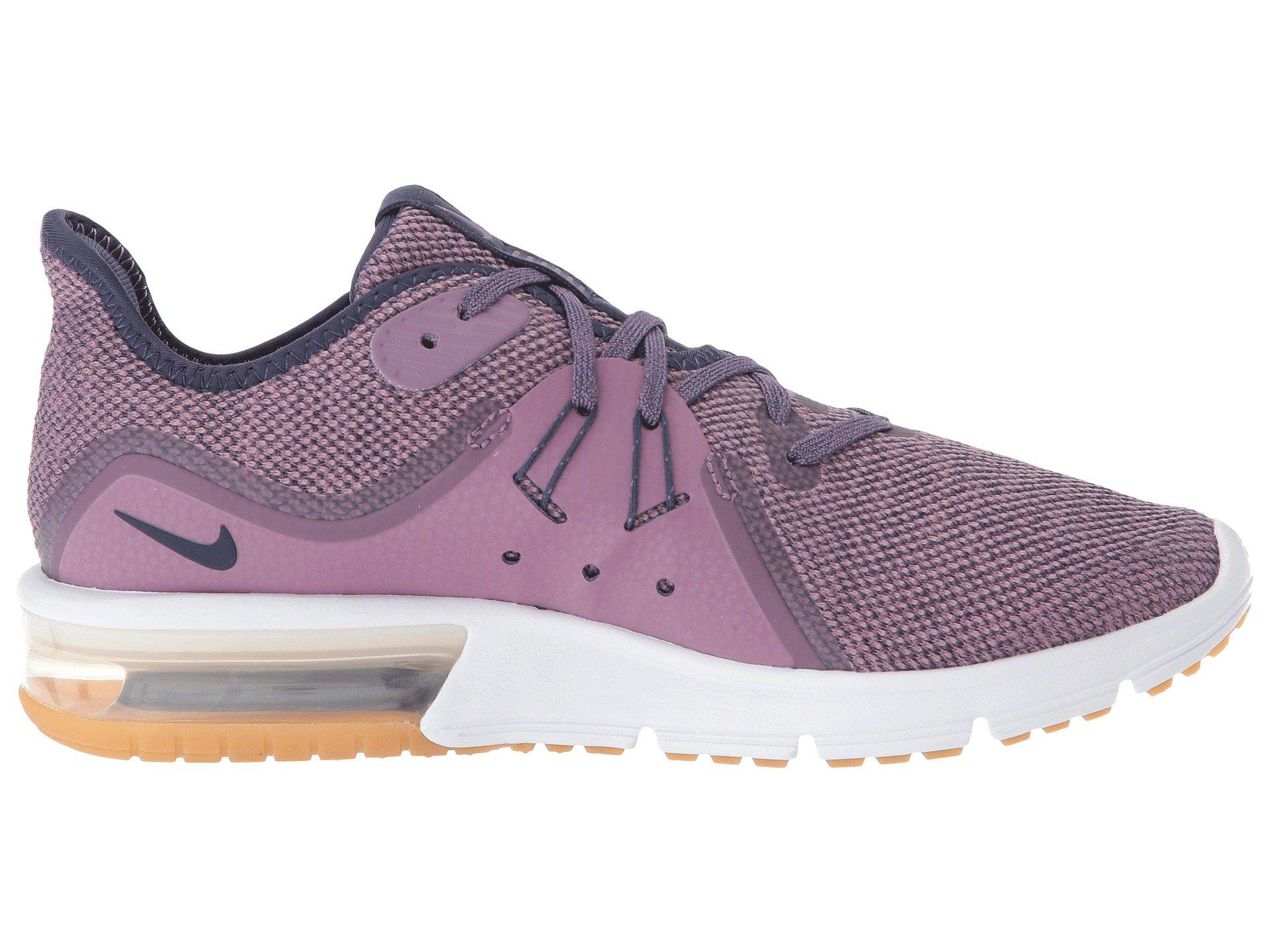 9b7eac3ce840 Lyst - Nike Air Max Sequent 3 in Purple - Save 25%
